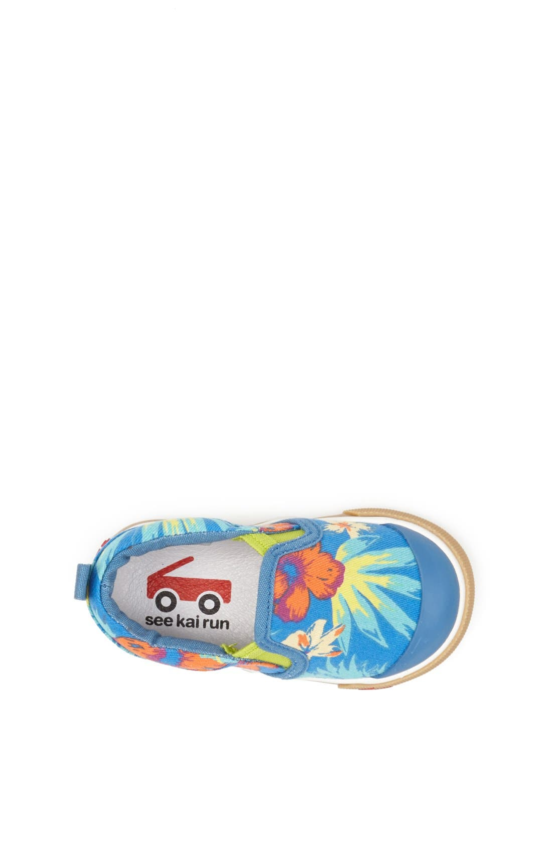 Alternate Image 3  - See Kai Run 'Pablo' Sneaker (Baby & Walker)