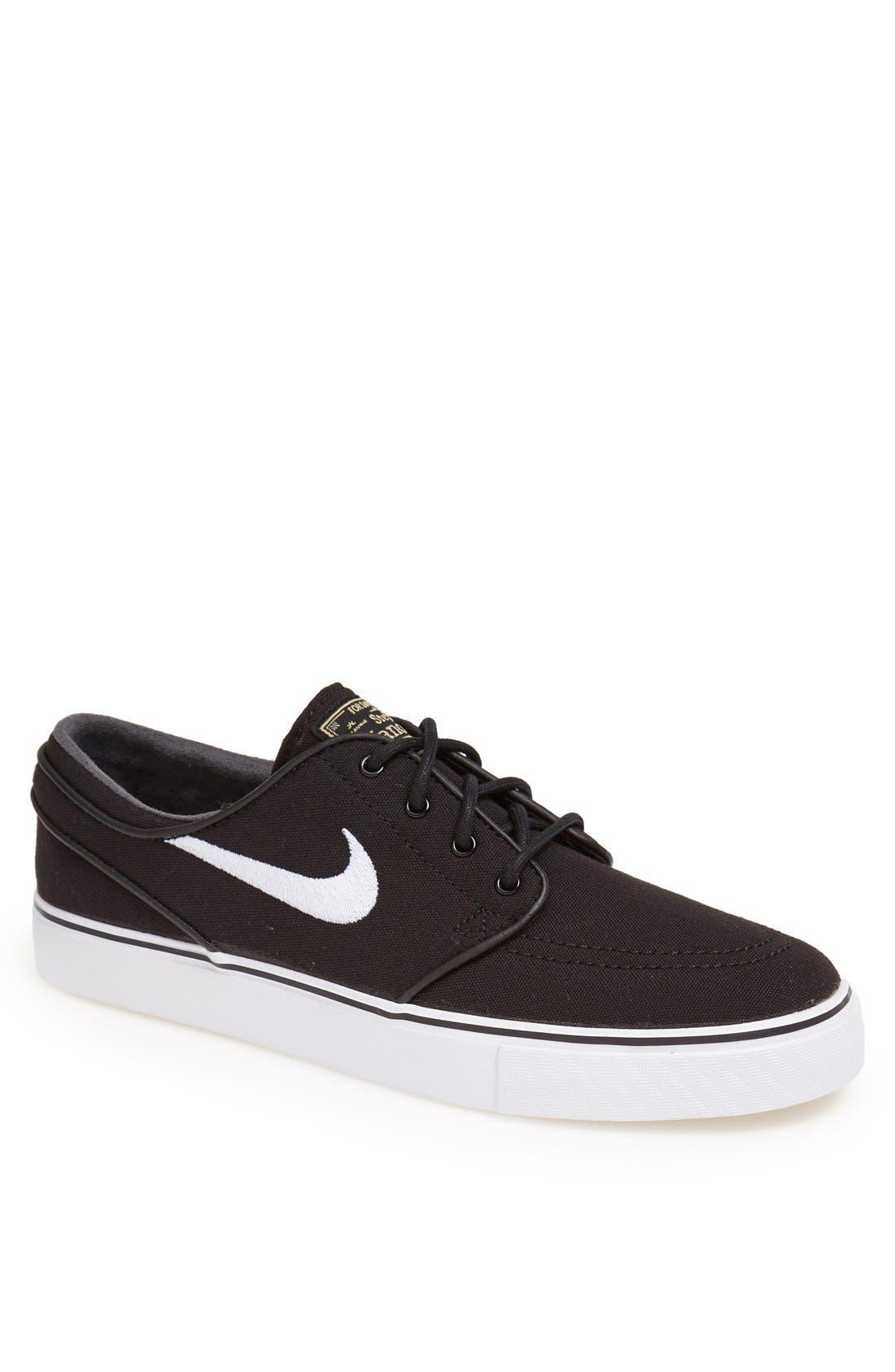 Main Image - Nike 'Zoom - Stefan Janoski SB' Canvas Skate Shoe