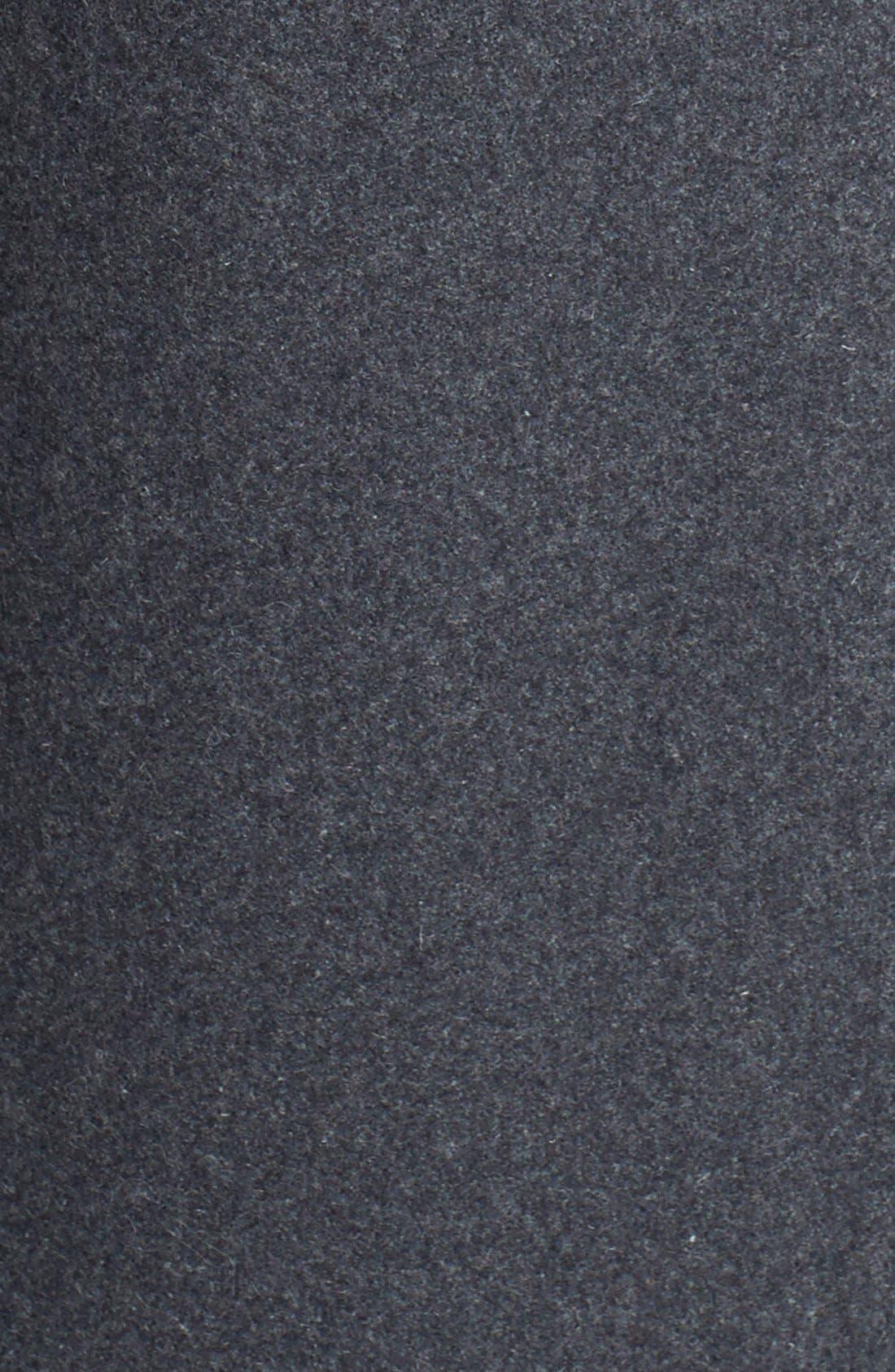 Alternate Image 3  - Trouvé Sleeveless Wool Blend Jacket