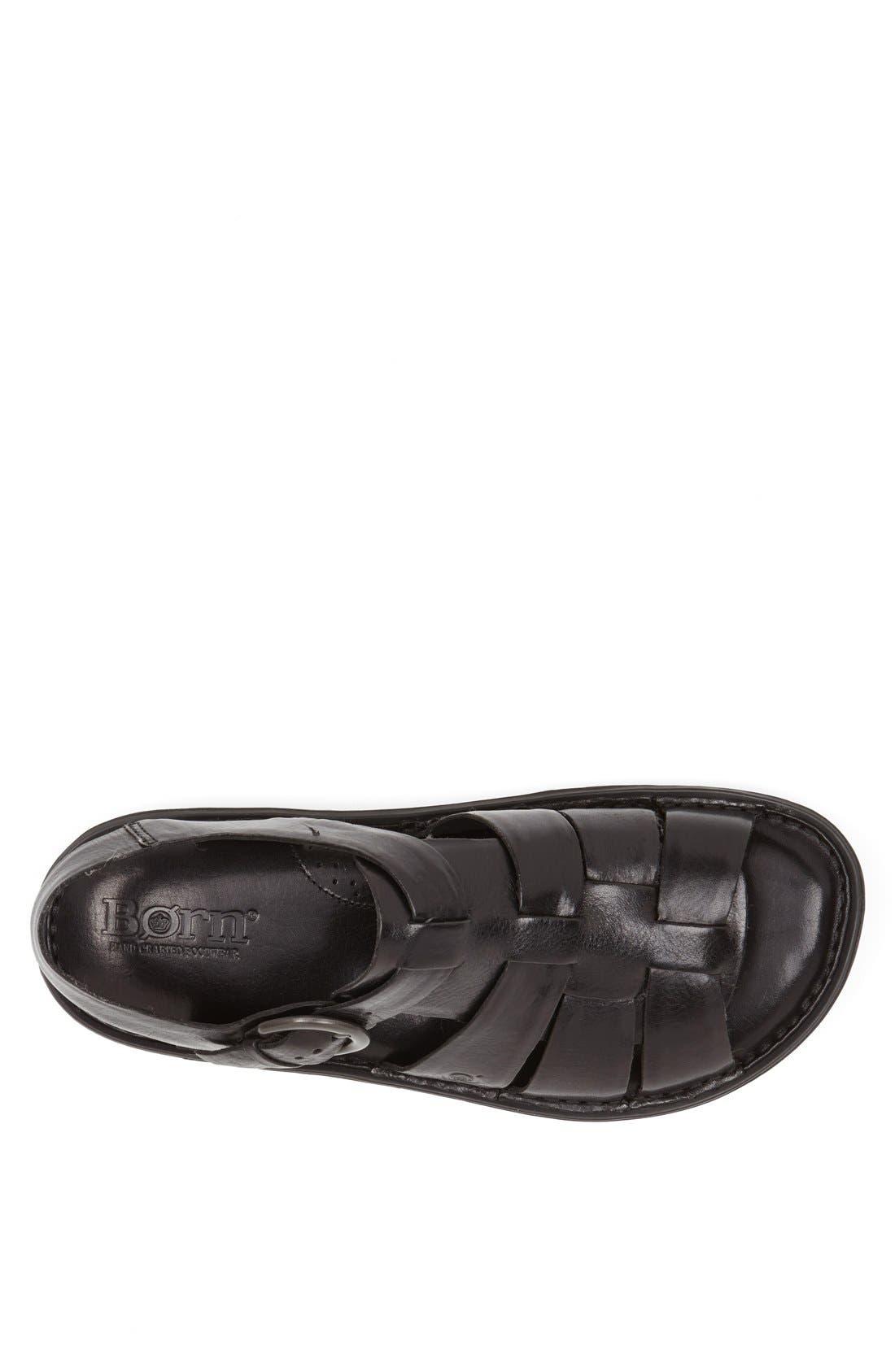 Alternate Image 3  - Børn 'Chamberlain' Sandal   (Men)