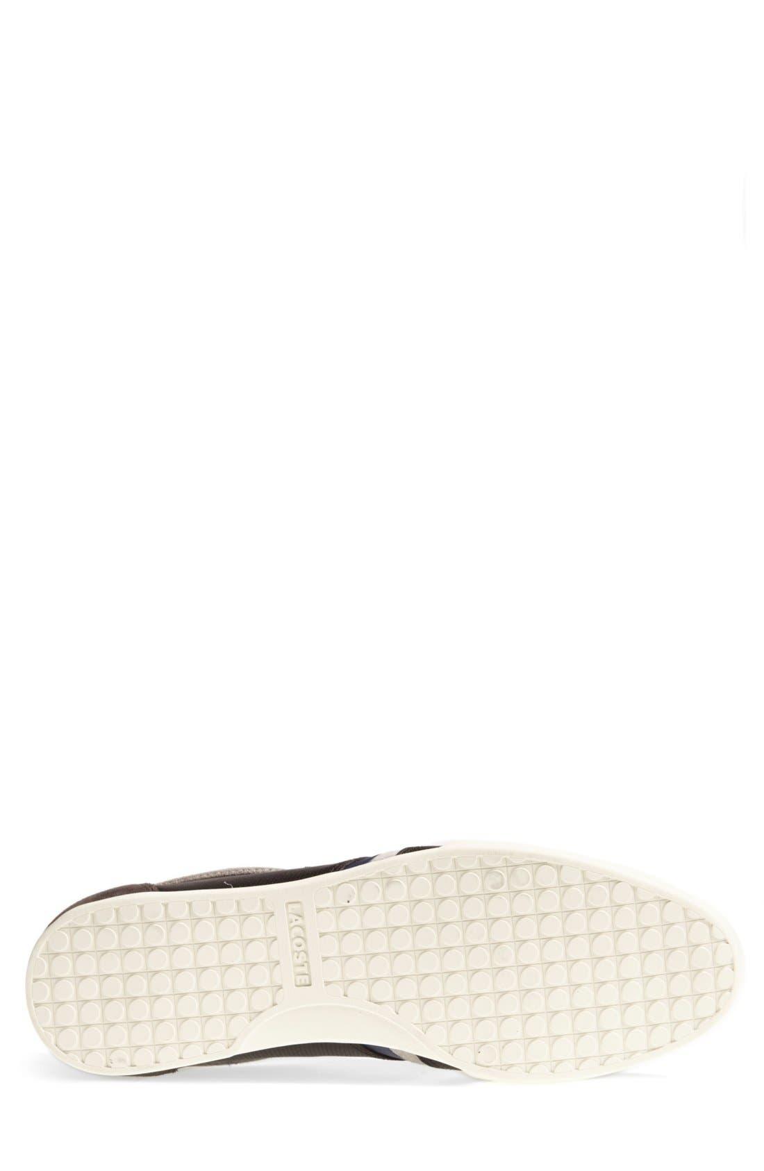 Alternate Image 4  - Lacoste 'Rayford 6' Sneaker (Men)