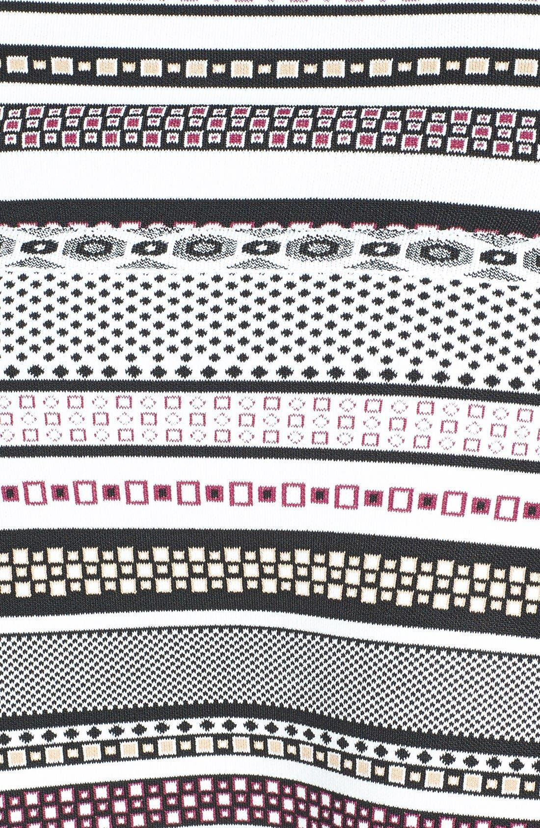 Alternate Image 3  - Diane von Furstenberg 'Flote' Print Knit A-Line Skirt