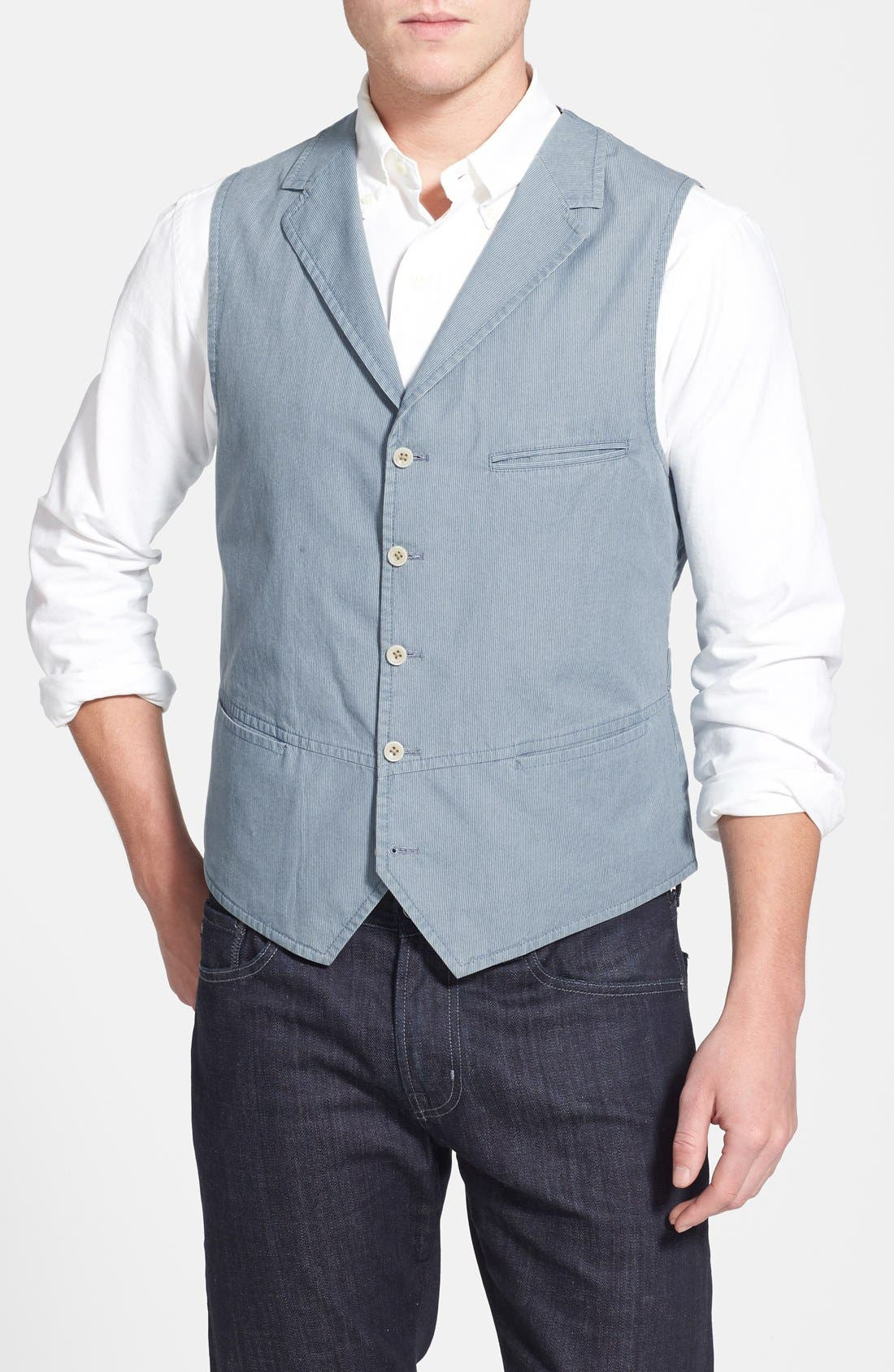 Alternate Image 1 Selected - Kroon 'Axel' Regular Fit Vest