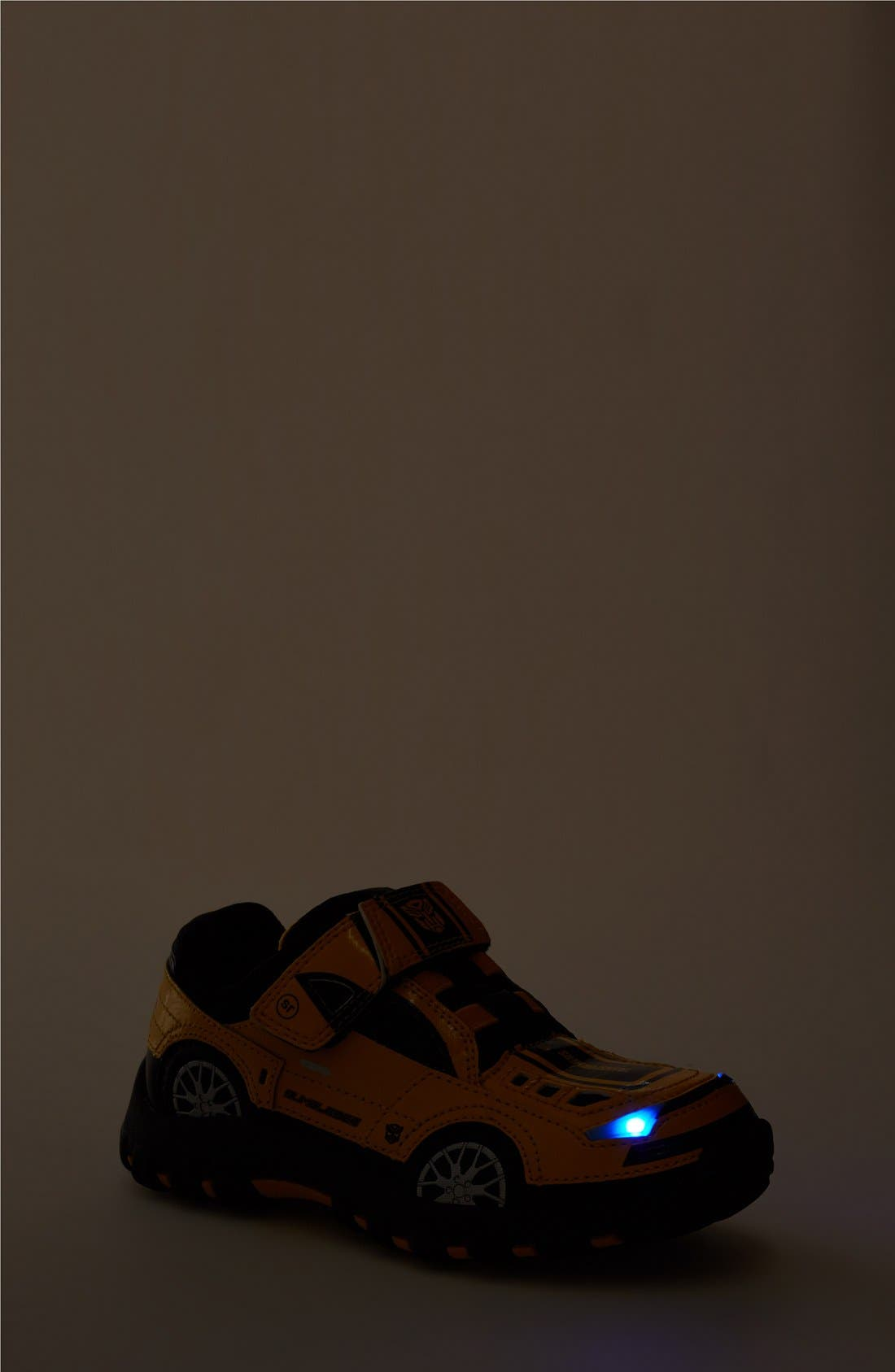 Alternate Image 5  - Stride Rite 'Bumblebee™' Light-Up Sneaker (Online Only) (Walker, Toddler & Little Kid)
