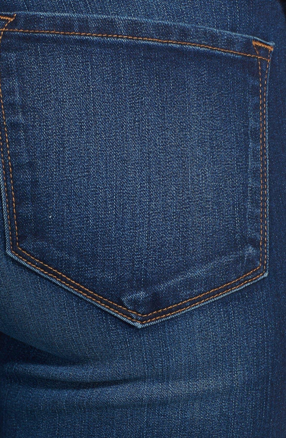 Alternate Image 3  - J Brand '811' Skinny Stretch Jeans (Saltwater)