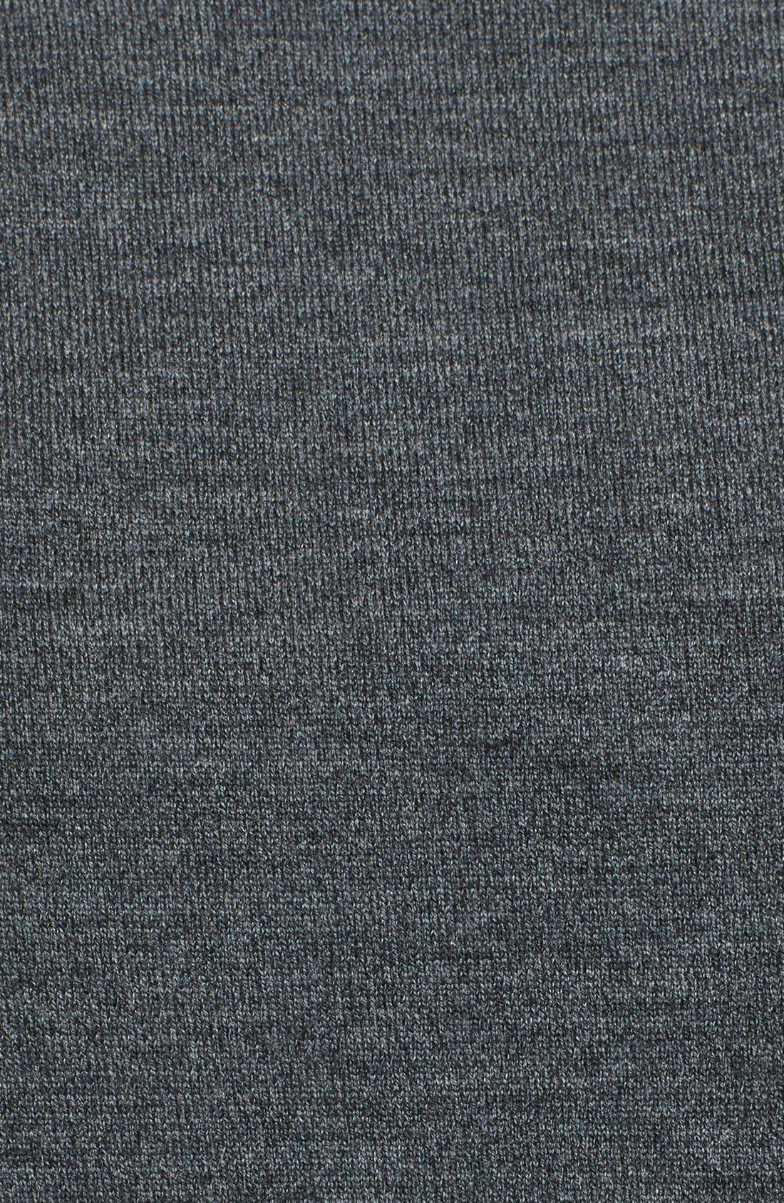 Alternate Image 3  - Alexander McQueen Fit & Flare Knit Dress