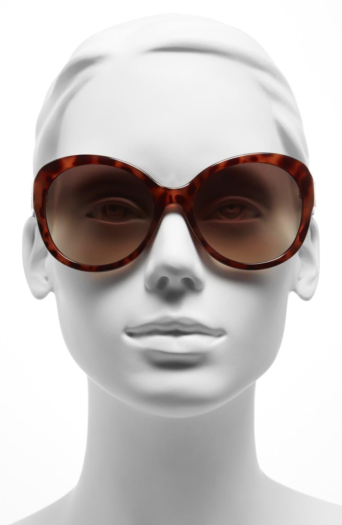 Alternate Image 2  - MICHAEL Michael Kors 'Tori' 57mm Sunglasses