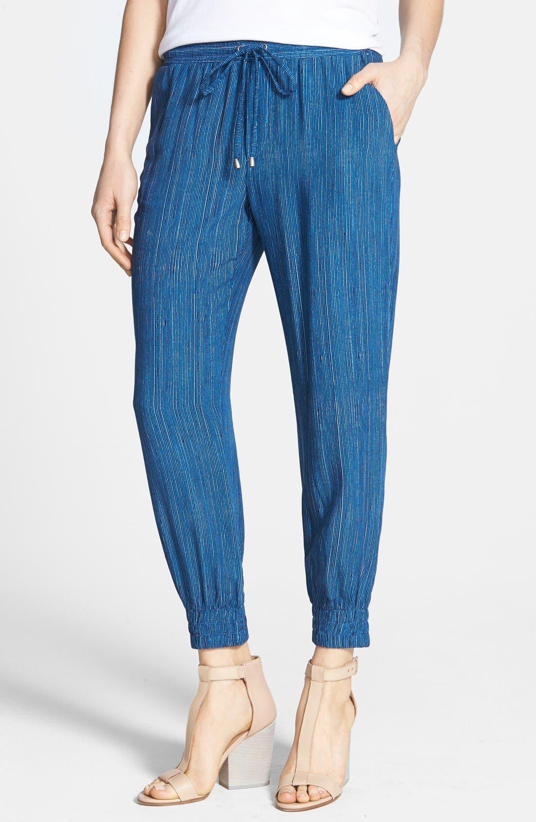 Alternate Image 1 Selected - Splendid Stripe Track Pants