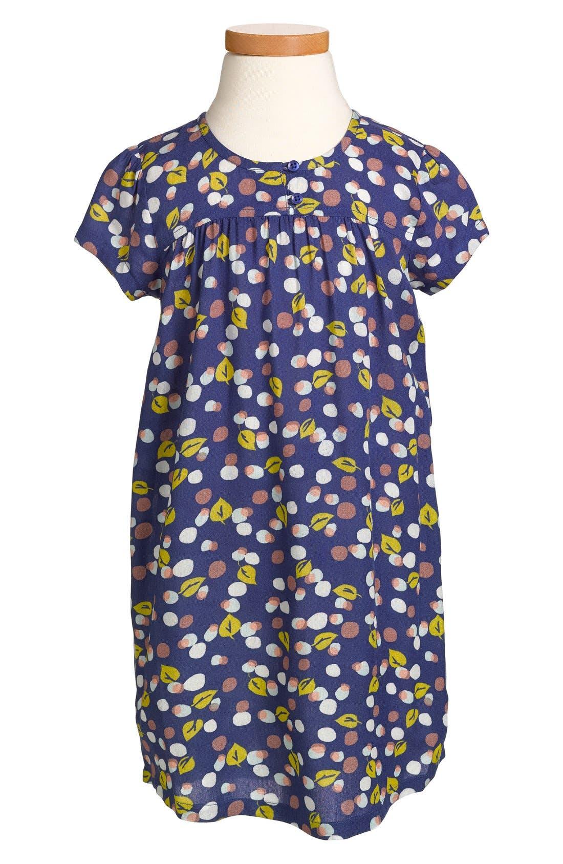 Main Image - Tucker + Tate 'Akira' Floral Print Dress (Toddler Girls, Little Girls & Big Girls)