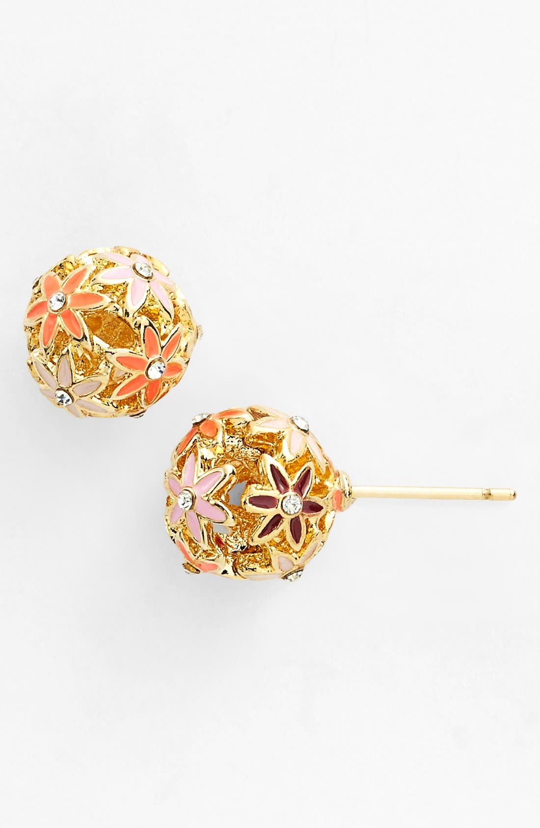 Main Image - kate spade new york 'wallflower' stud earrings