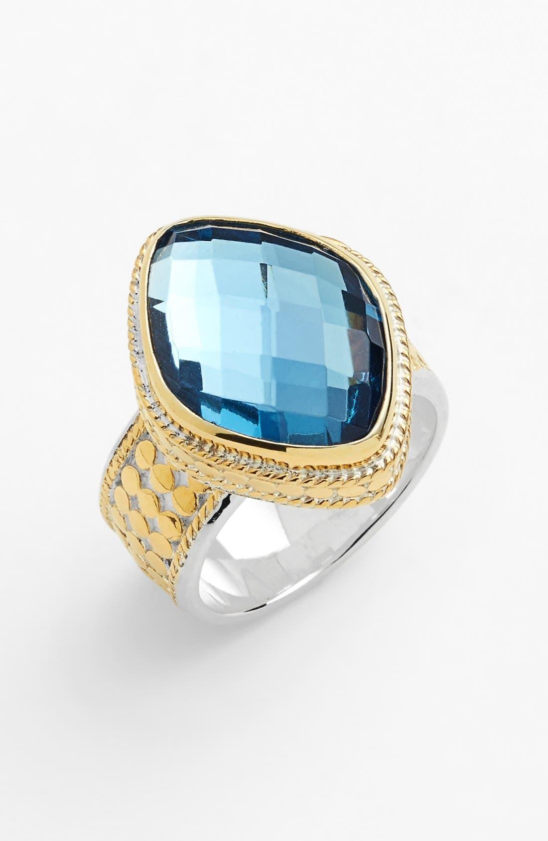 Alternate Image 1 Selected - Anna Beck 'Gili' Stone Ring
