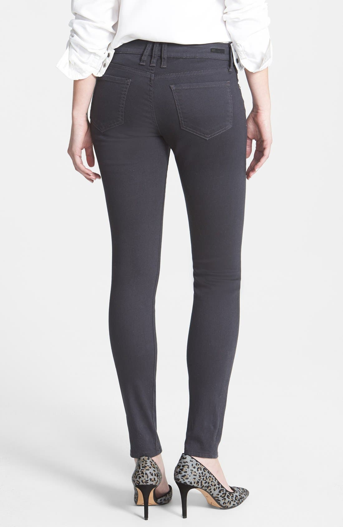 Alternate Image 2  - KUT from the Kloth 'Mia' Stretch Skinny Jeans (Graceful)