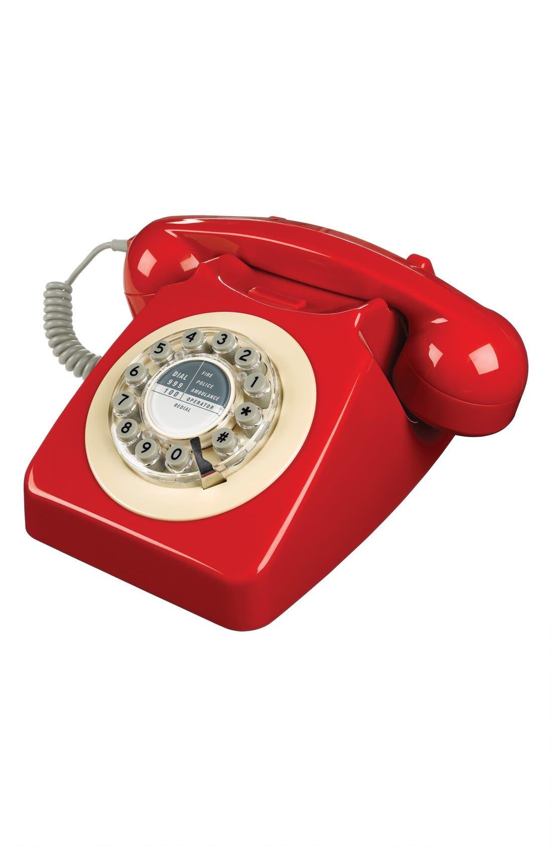 Main Image - Wild and Wolf '746' Phone