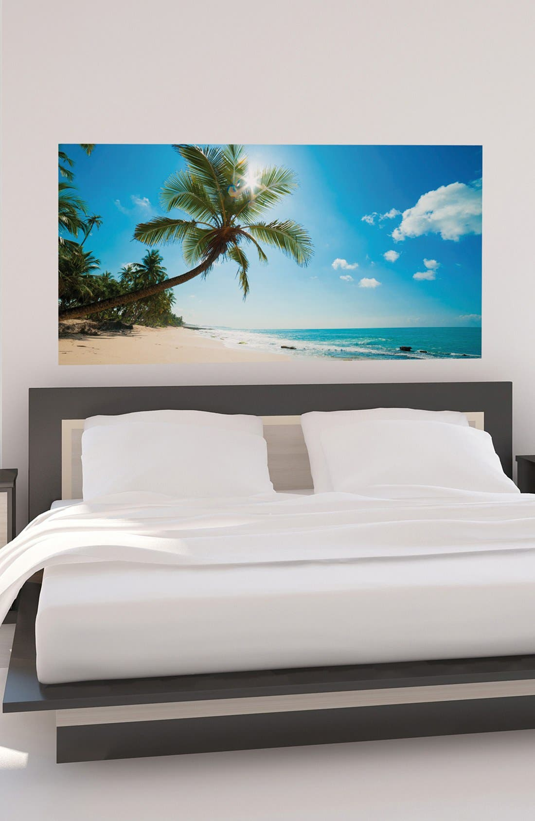 Alternate Image 2  - Wallpops 'Sea Panorama' Wall Decal