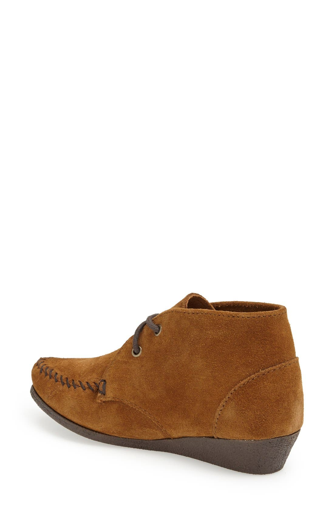 Alternate Image 2  - Minnetonka Chukka Wedge Bootie (Women)