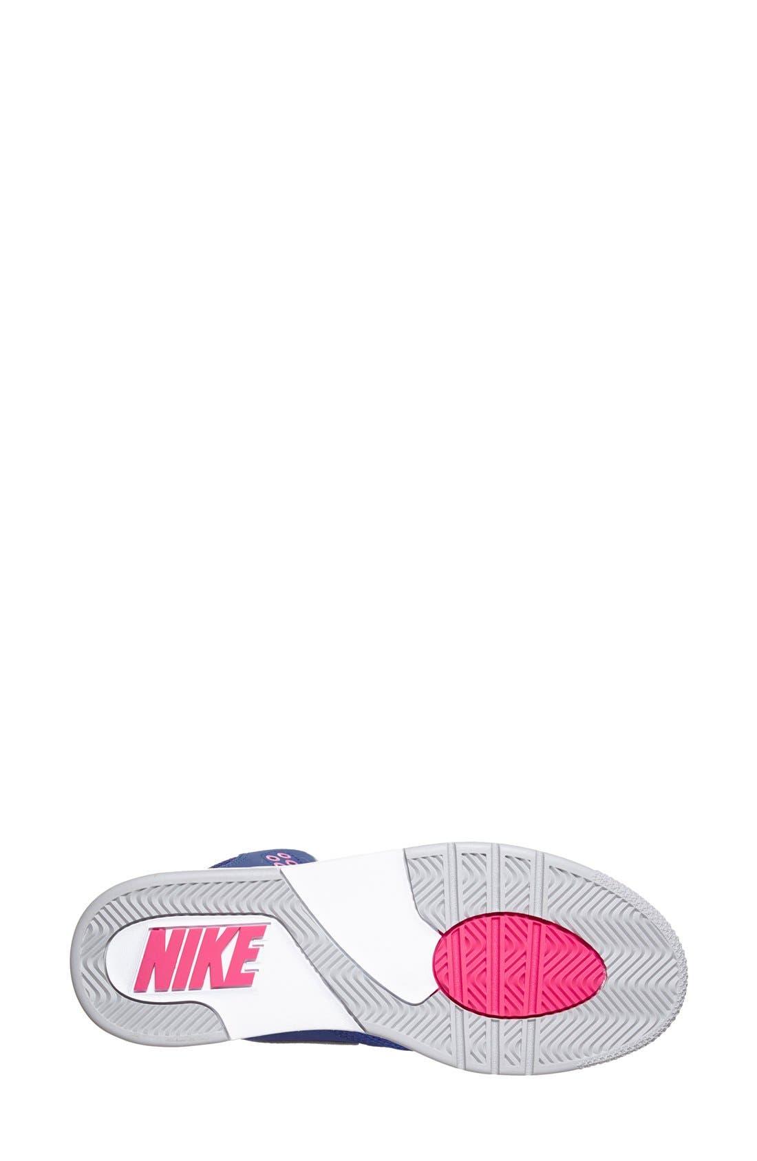Alternate Image 4  - Nike 'Base Flight 14 Hi' Sneaker (Women)