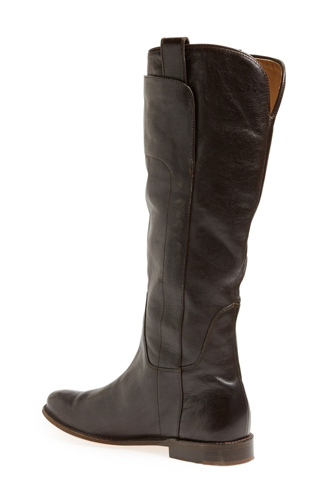 Alternate Image 2  - Frye 'Paige' Tall Riding Boot