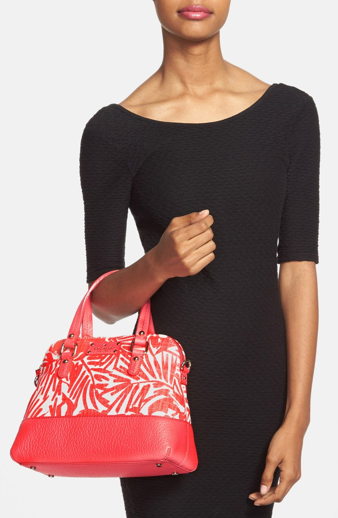 Alternate Image 2  - kate spade new york 'grove court - fabric maise' satchel