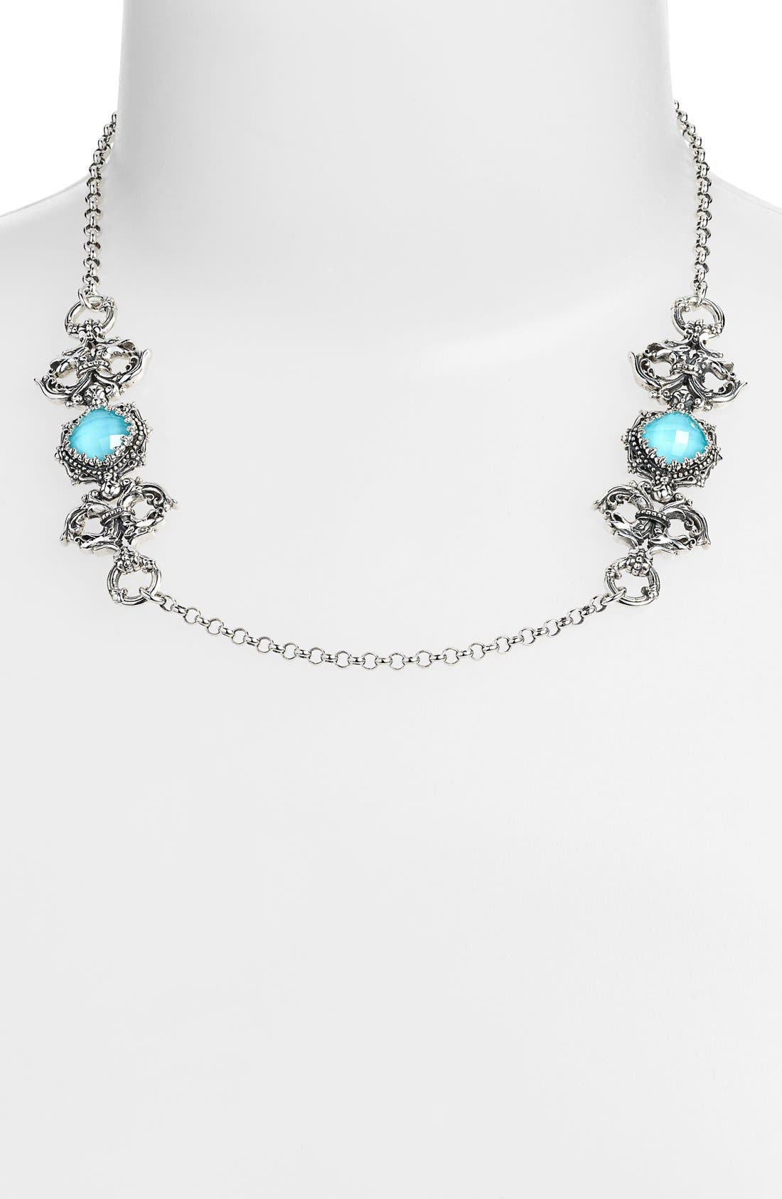 KONSTANTINO Aegean Station Necklace