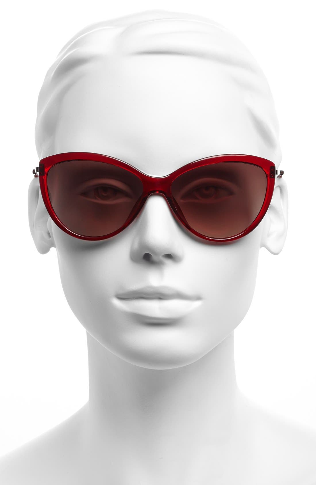 Alternate Image 2  - MICHAEL Michael Kors 58mm Cat Eye Sunglasses