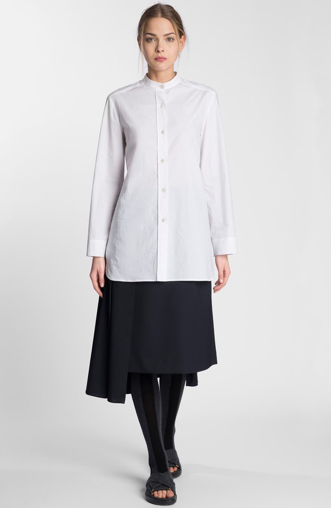 Alternate Image 3  - Marni Cotton Tunic Shirt