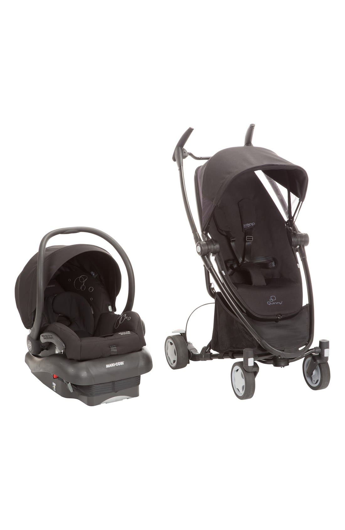 Alternate Image 1 Selected - Maxi-Cosi® 'Mico Air Protect™' Car Seat & Quinny® 'Zapp Xtra™' Stroller Travel System