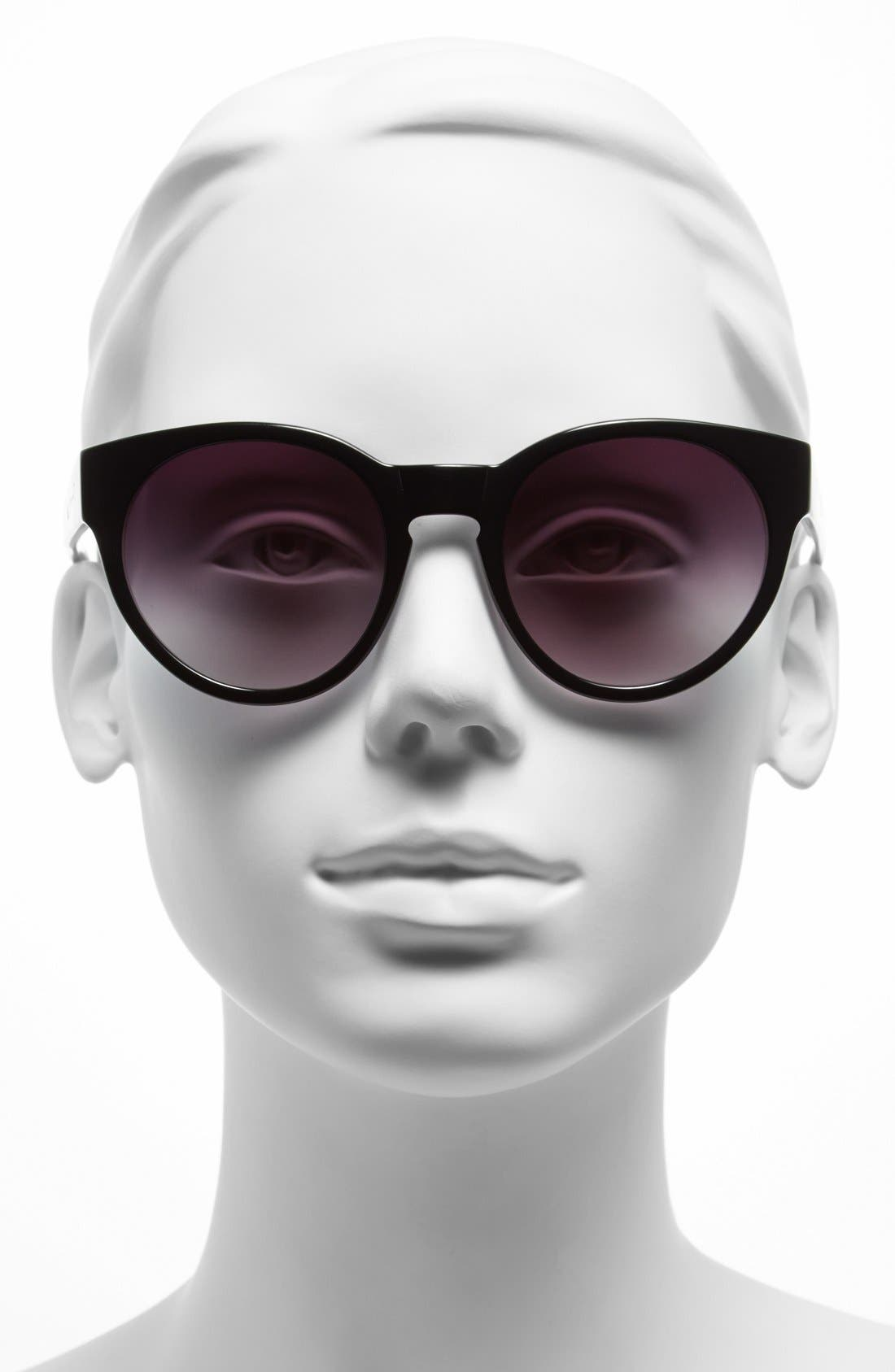 Alternate Image 2  - Elie Tahari 52mm Retro Sunglasses