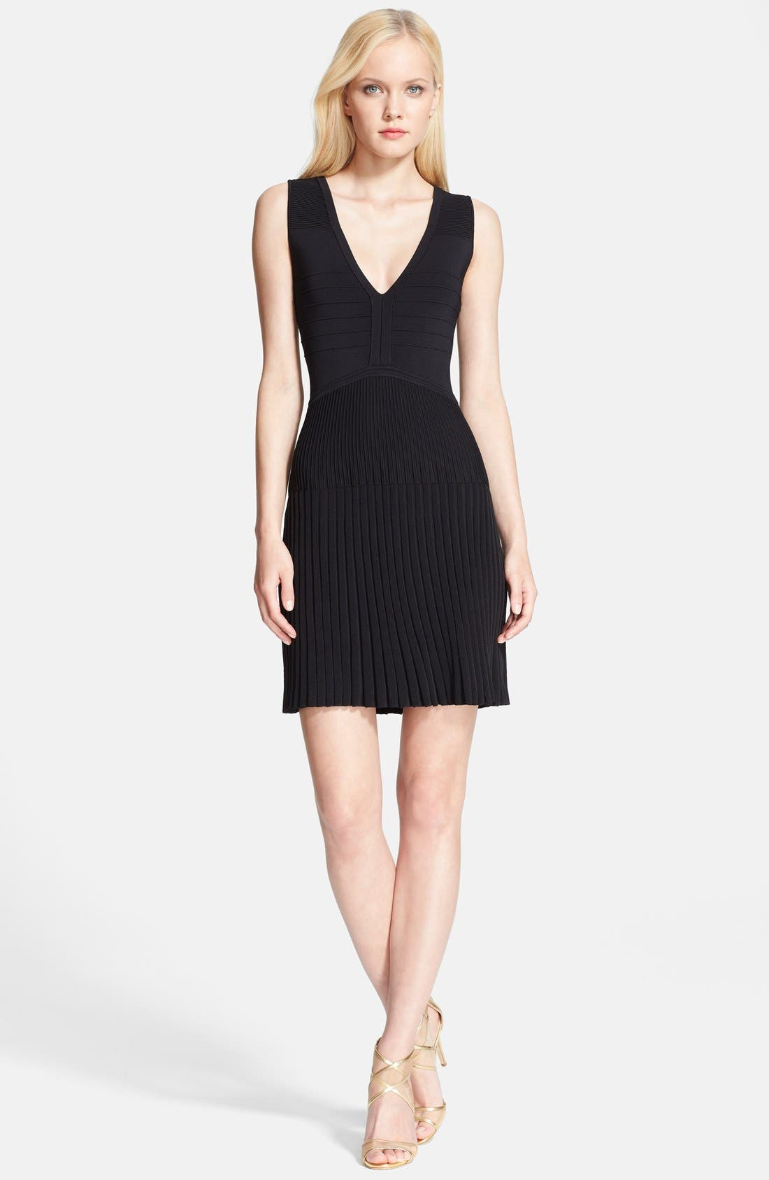 Alternate Image 1 Selected - Diane von Furstenberg 'Fit and Flare' Dress
