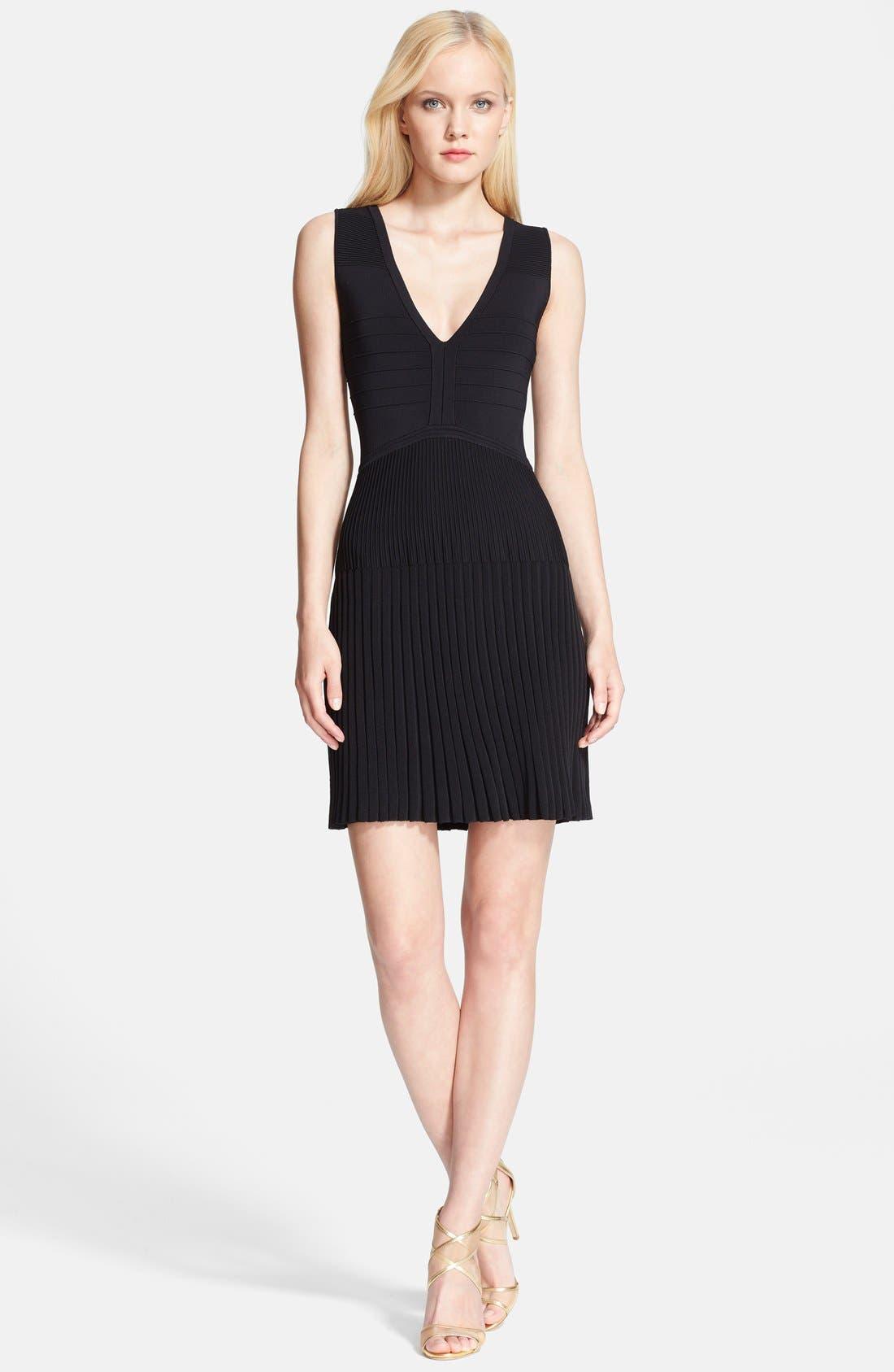 Main Image - Diane von Furstenberg 'Fit and Flare' Dress