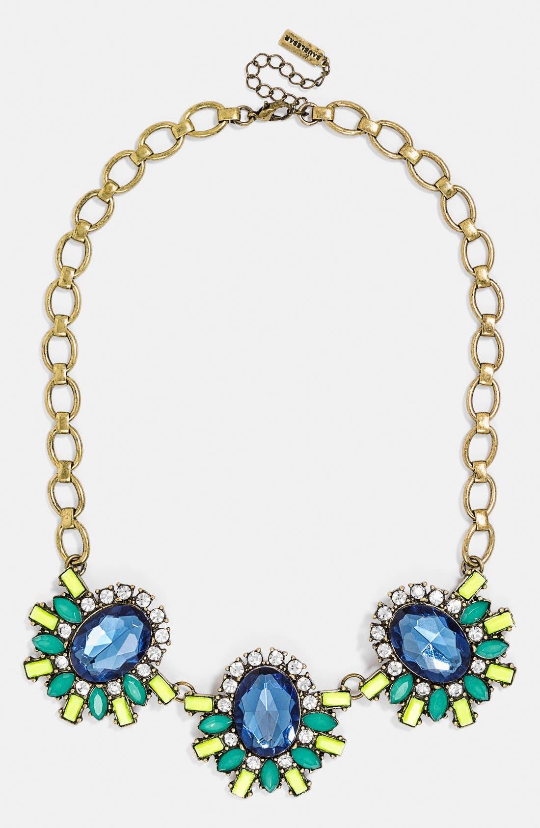 Alternate Image 1 Selected - BaubleBar 'Jupiter Gem' Collar Necklace