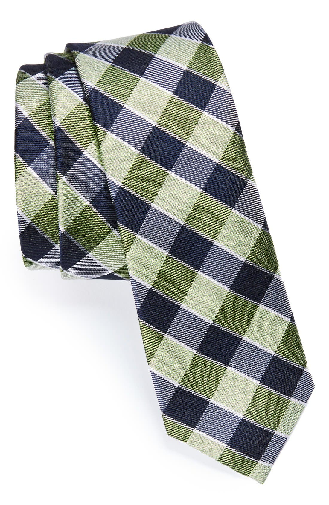 Main Image - Original Penguin Woven Silk Tie