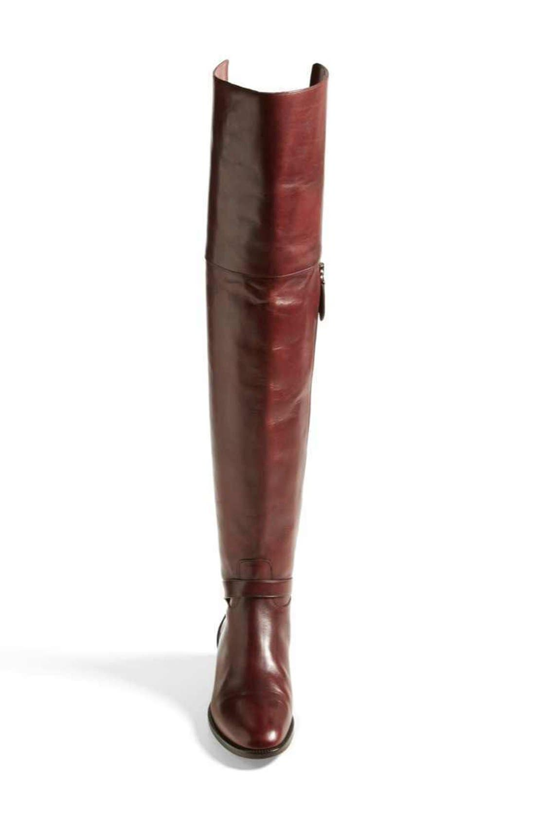 Alternate Image 3  - Burberry 'Carmack' Over the Knee Boot (Women)