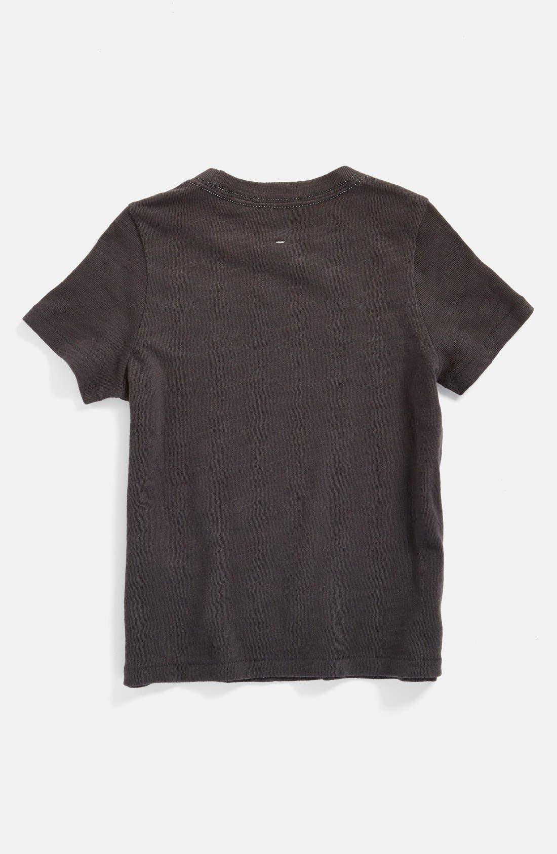 Alternate Image 2  - rag & bone/JEAN 'Spaceman' Unisex T-Shirt (Toddler, Little Kid & Big Kid)