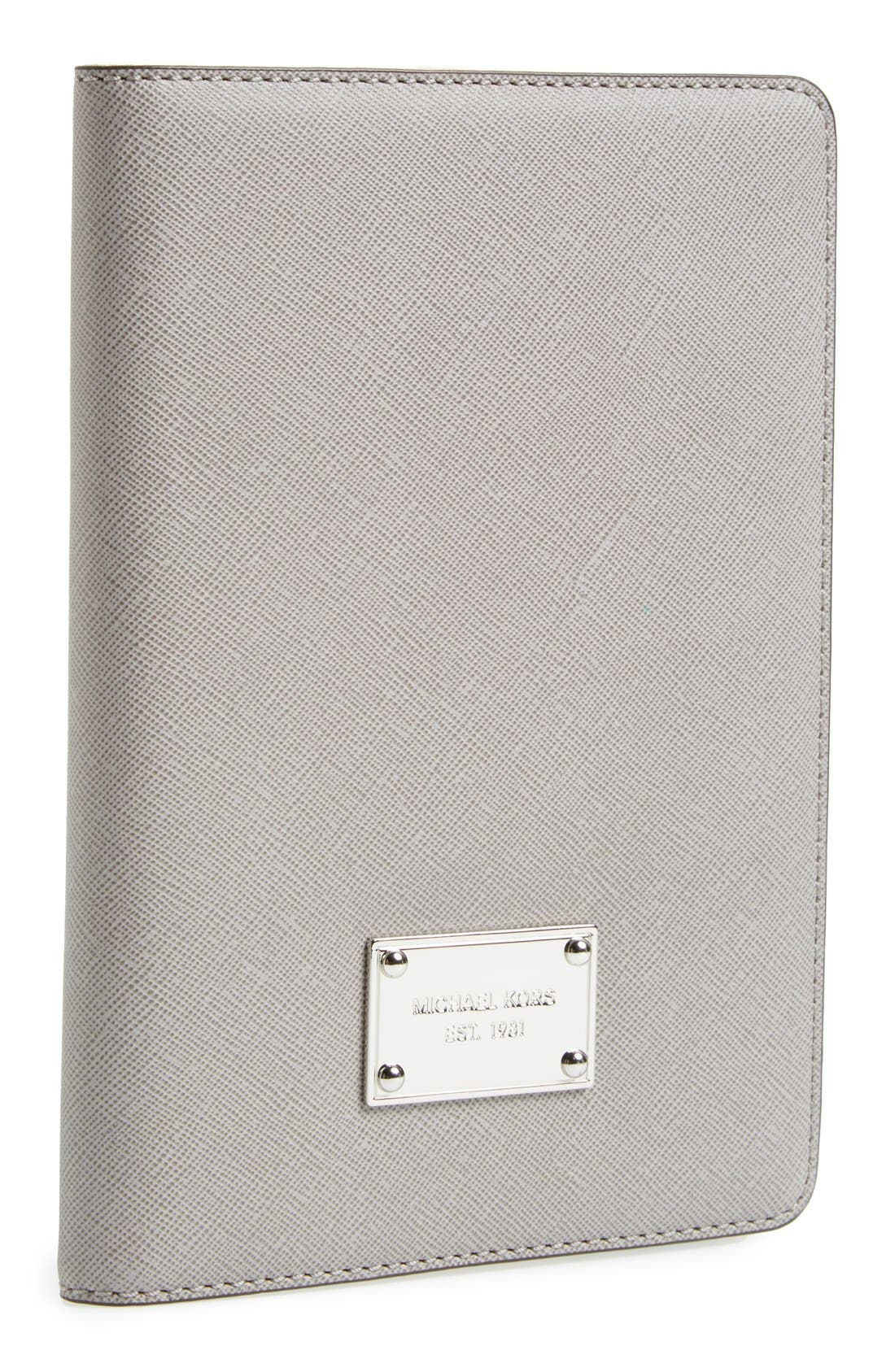 Main Image - MICHAEL Michael Kors Saffiano iPad mini Case