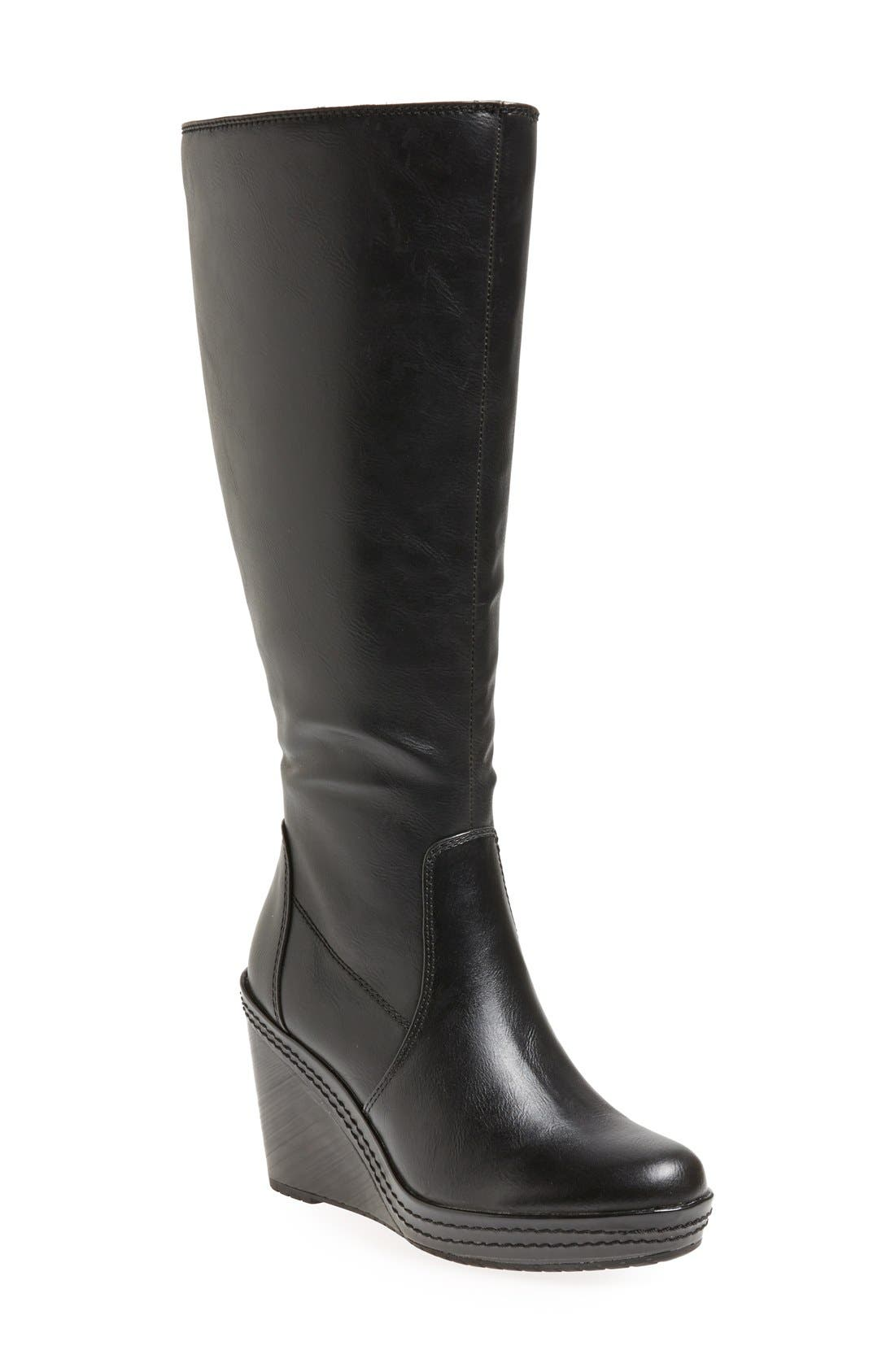 Alternate Image 1 Selected - Dr. Scholl's 'Bellamy' Boot (Wide Calf) (Women)
