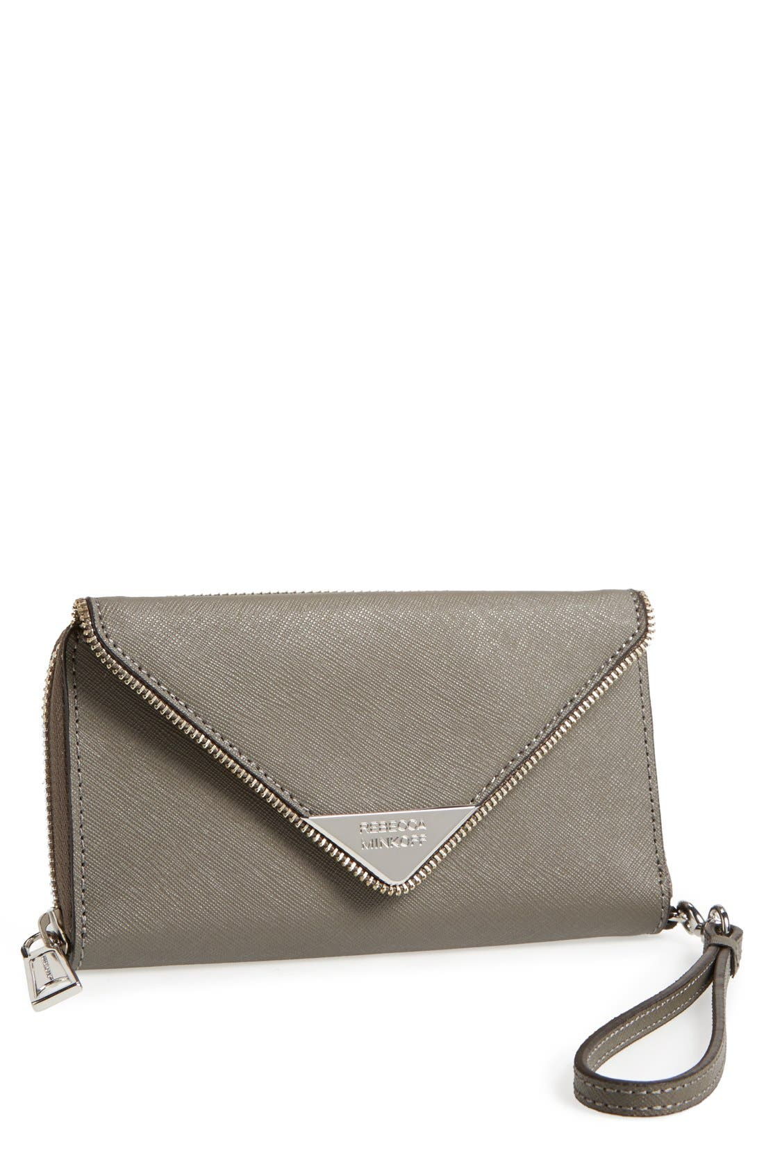 Alternate Image 1 Selected - Rebecca Minkoff 'Zoey' Tech Wristlet
