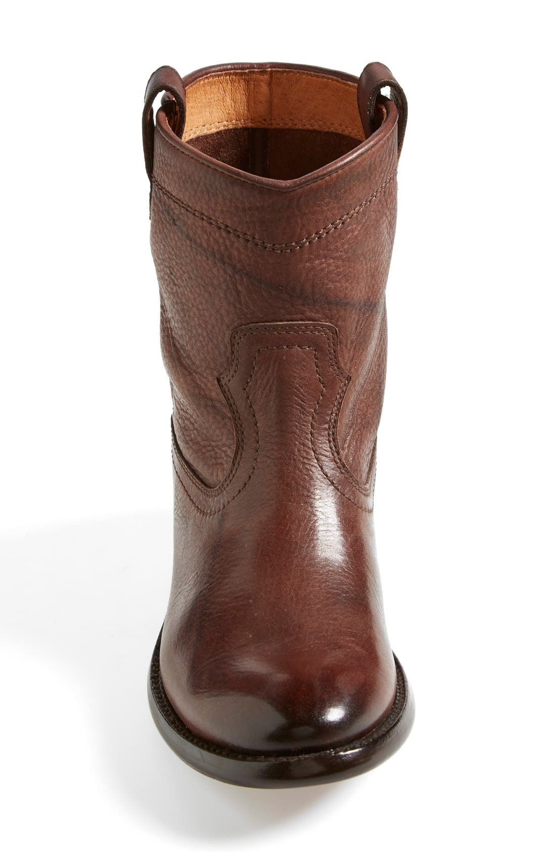 'Ada' Boot,                             Alternate thumbnail 3, color,                             Dark Brown