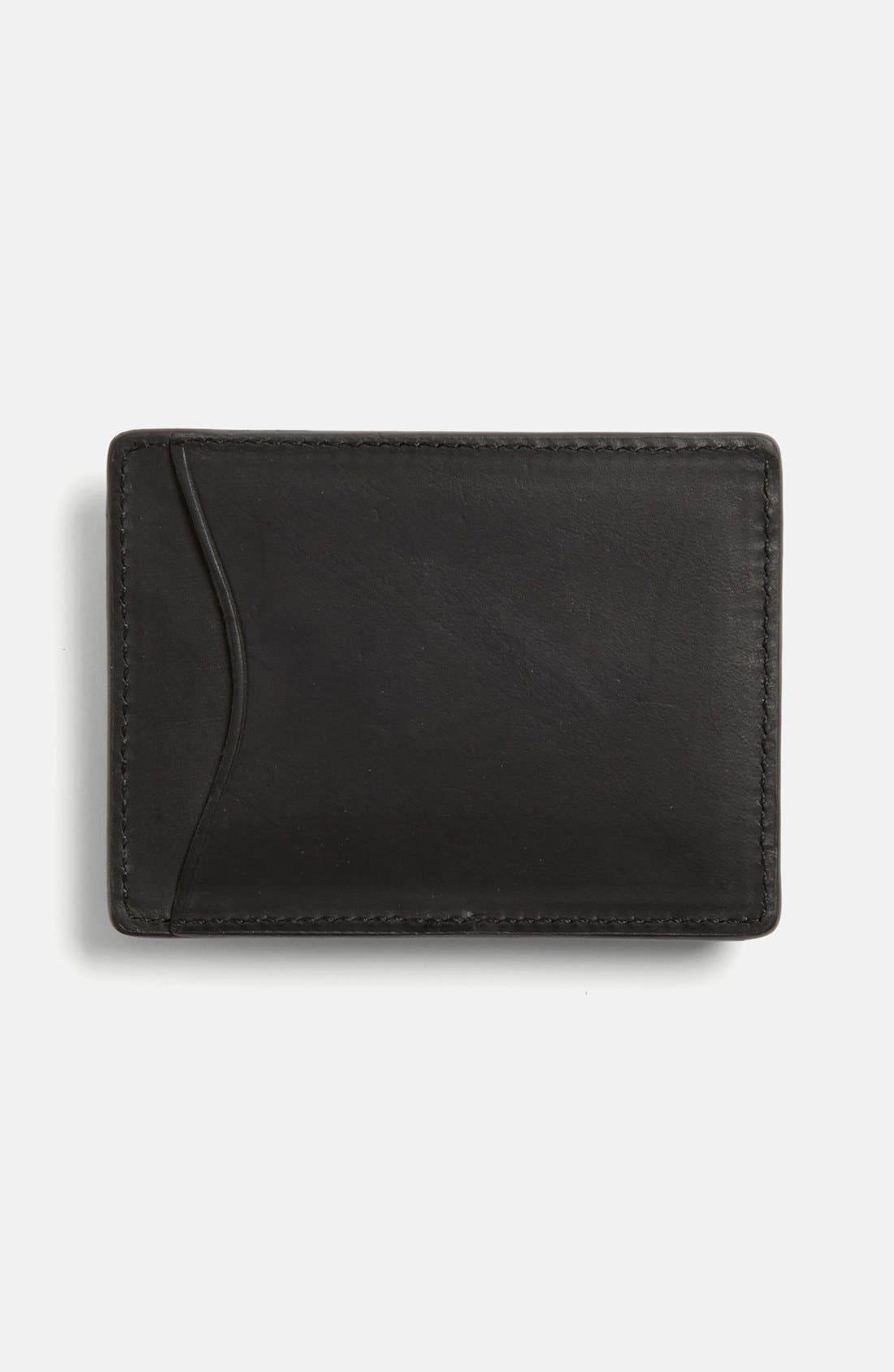 Alternate Image 2  - rag & bone Leather Card Case