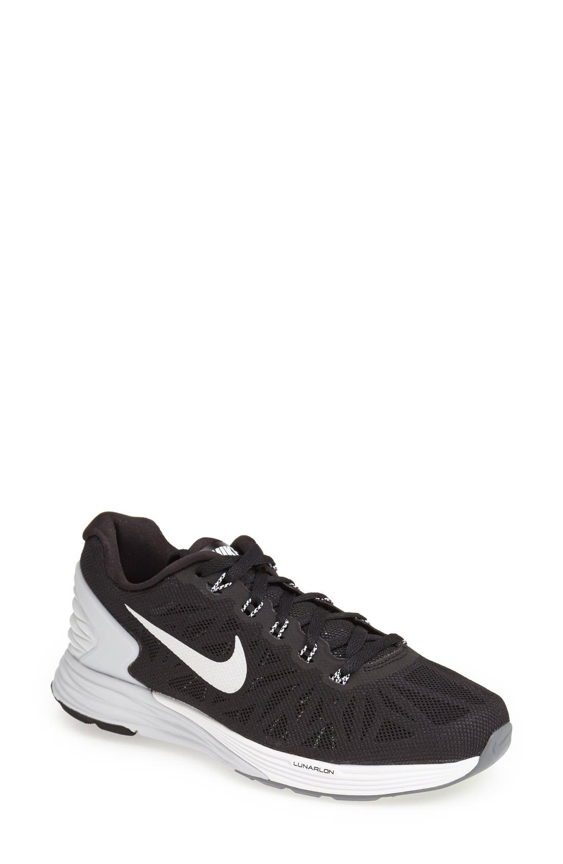 Alternate Image 1 Selected - Nike 'Lunarglide 6' Running Shoe (Women)