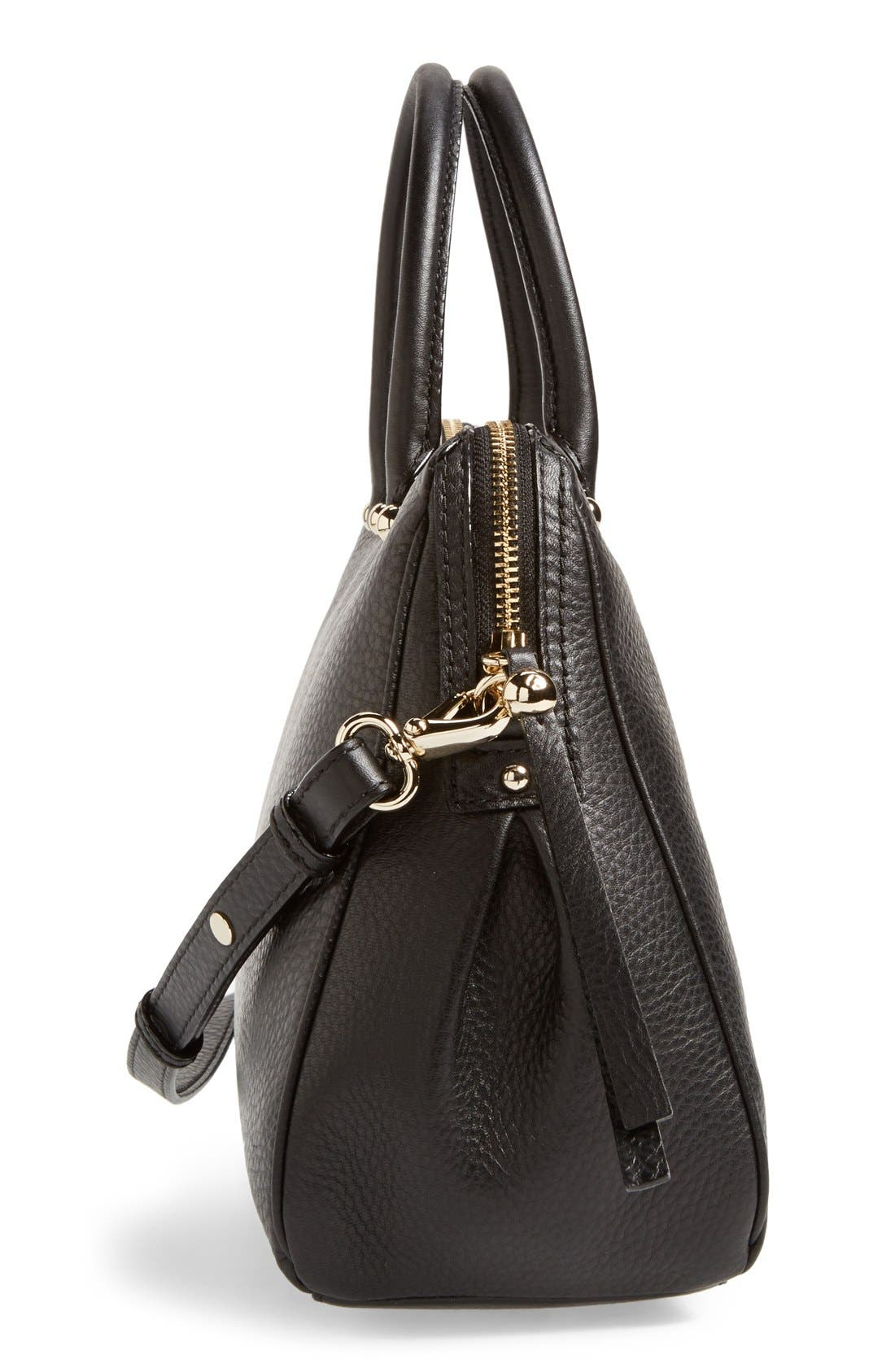 Alternate Image 2  - kate spade new york 'charles street - audrey' leather satchel