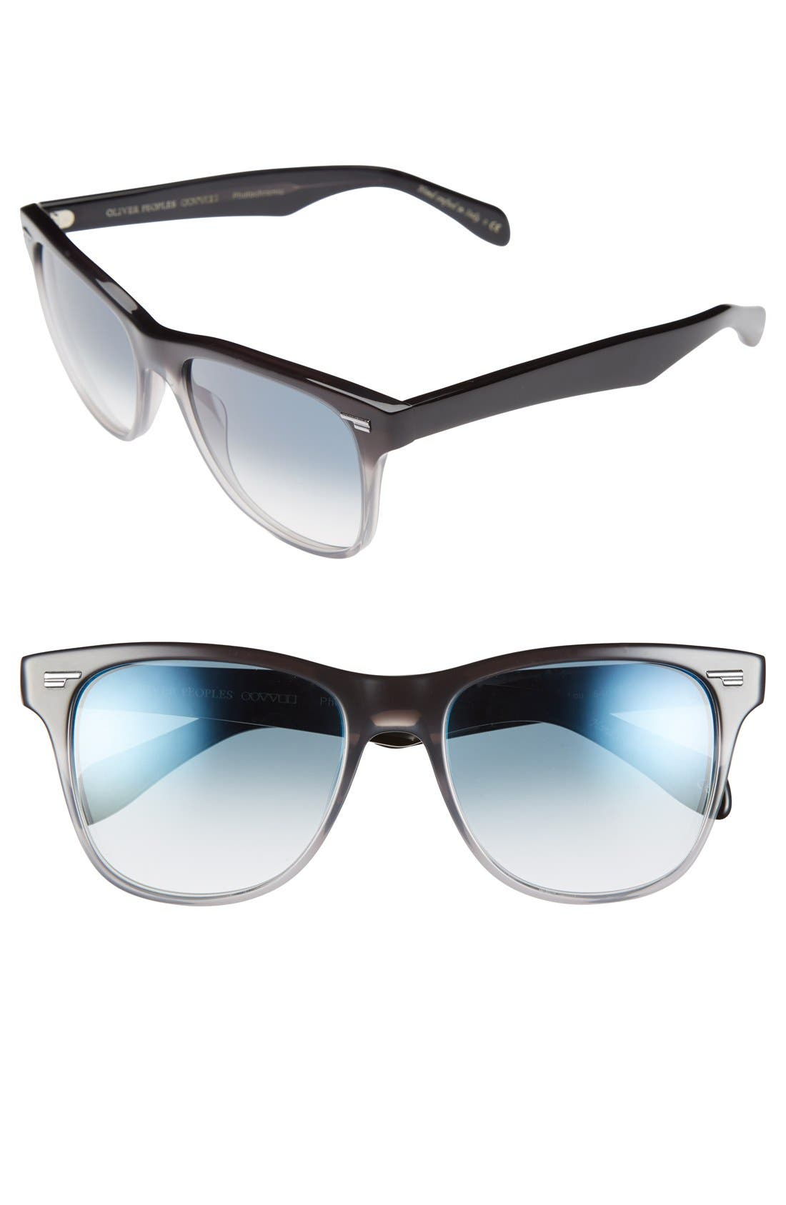 Alternate Image 1 Selected - Oliver Peoples 'Lou' 54mm Sunglasses