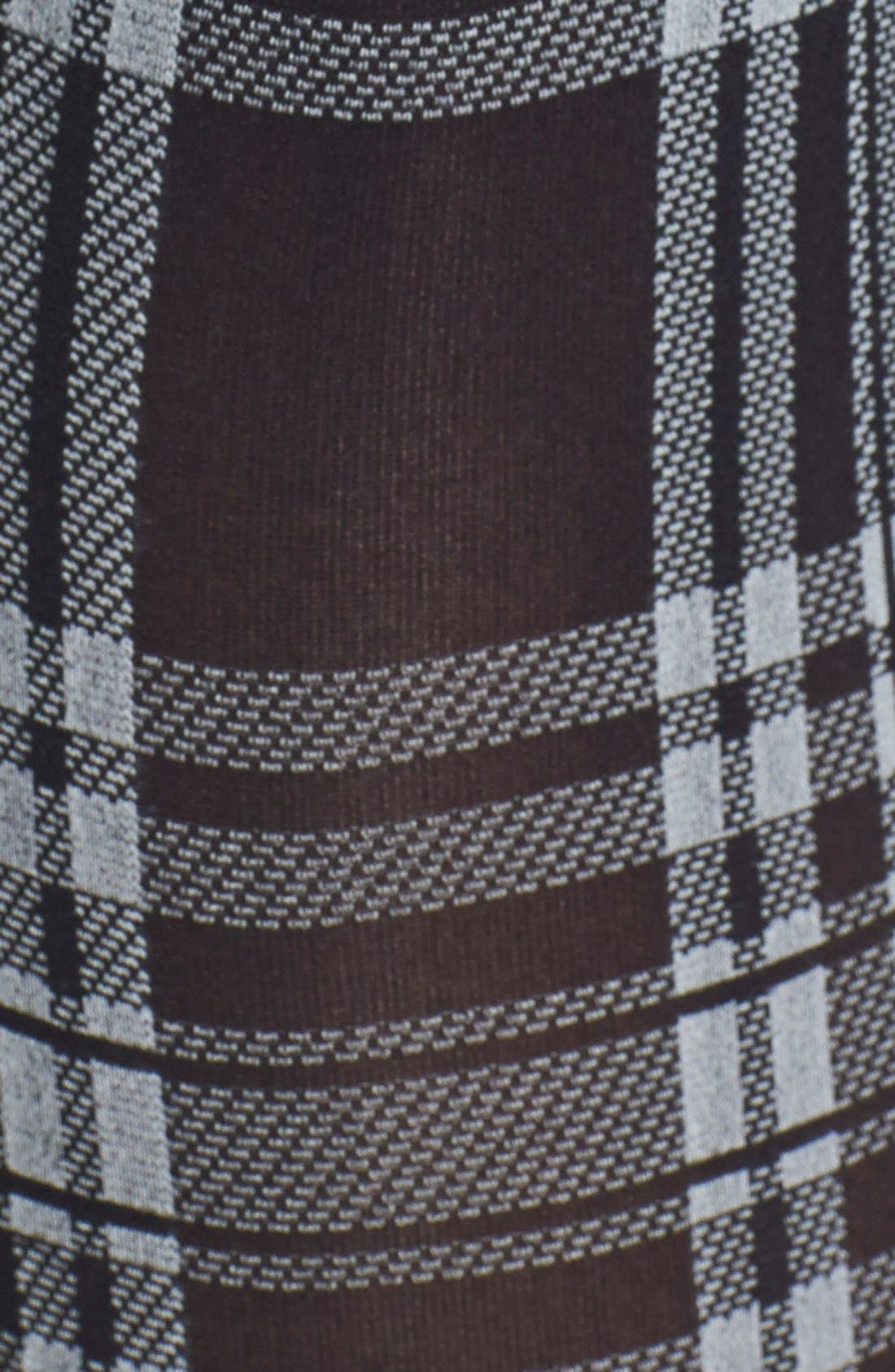 Alternate Image 2  - Hue 'Schoolgirl' Plaid Tights