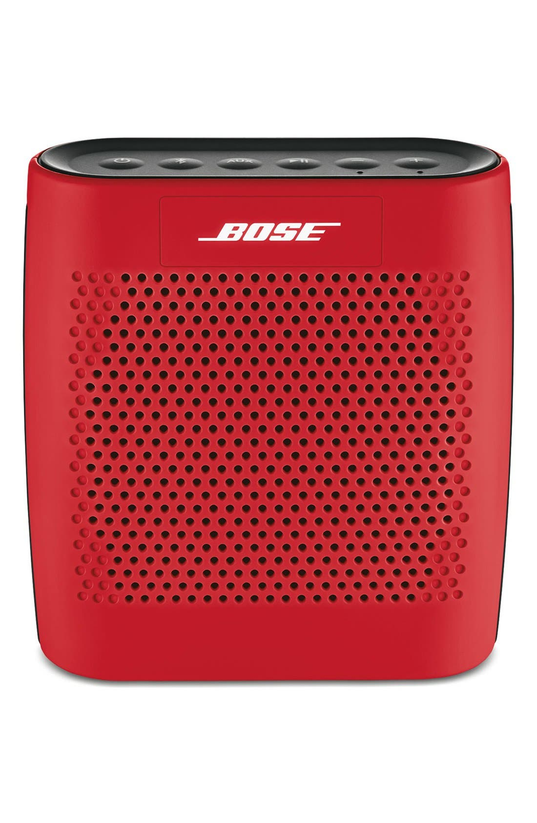 SoundLink<sup>®</sup> Color Bluetooth<sup>®</sup> Speaker,                             Alternate thumbnail 3, color,                             Red