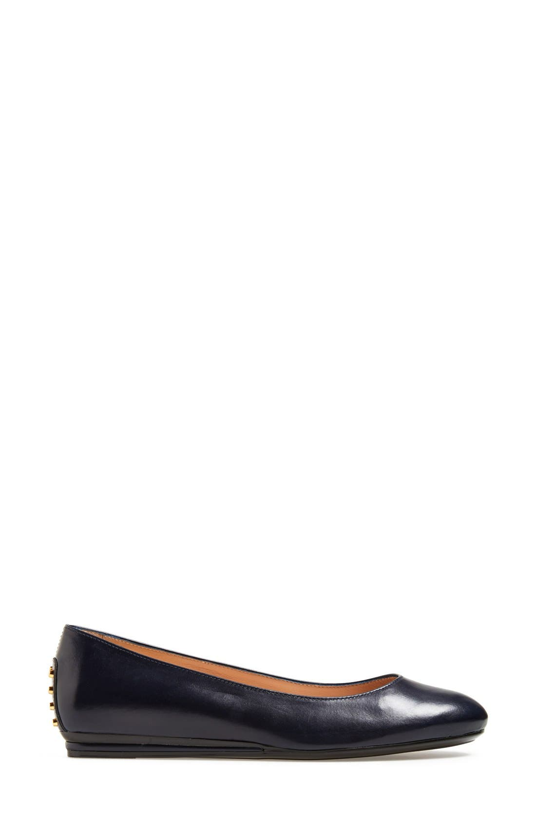 Alternate Image 3  - Tod's Demi Wedge Ballet Flat