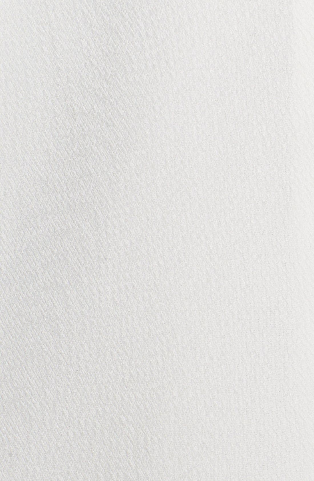 Alternate Image 3  - kate spade new york 'griffin' silk tie shirtdress