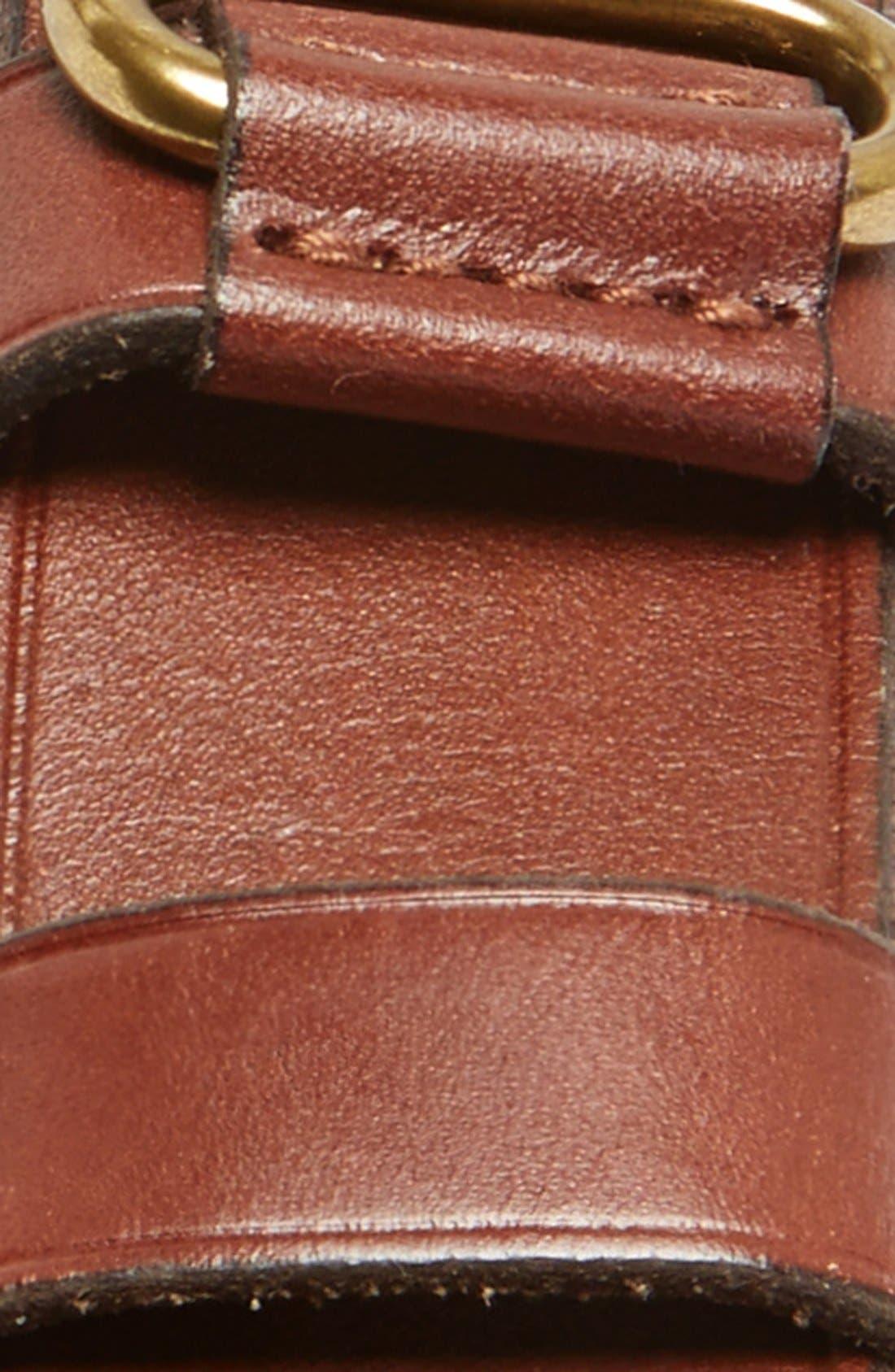 Alternate Image 2  - Polo Ralph Lauren 'Suffolk' Leather Belt