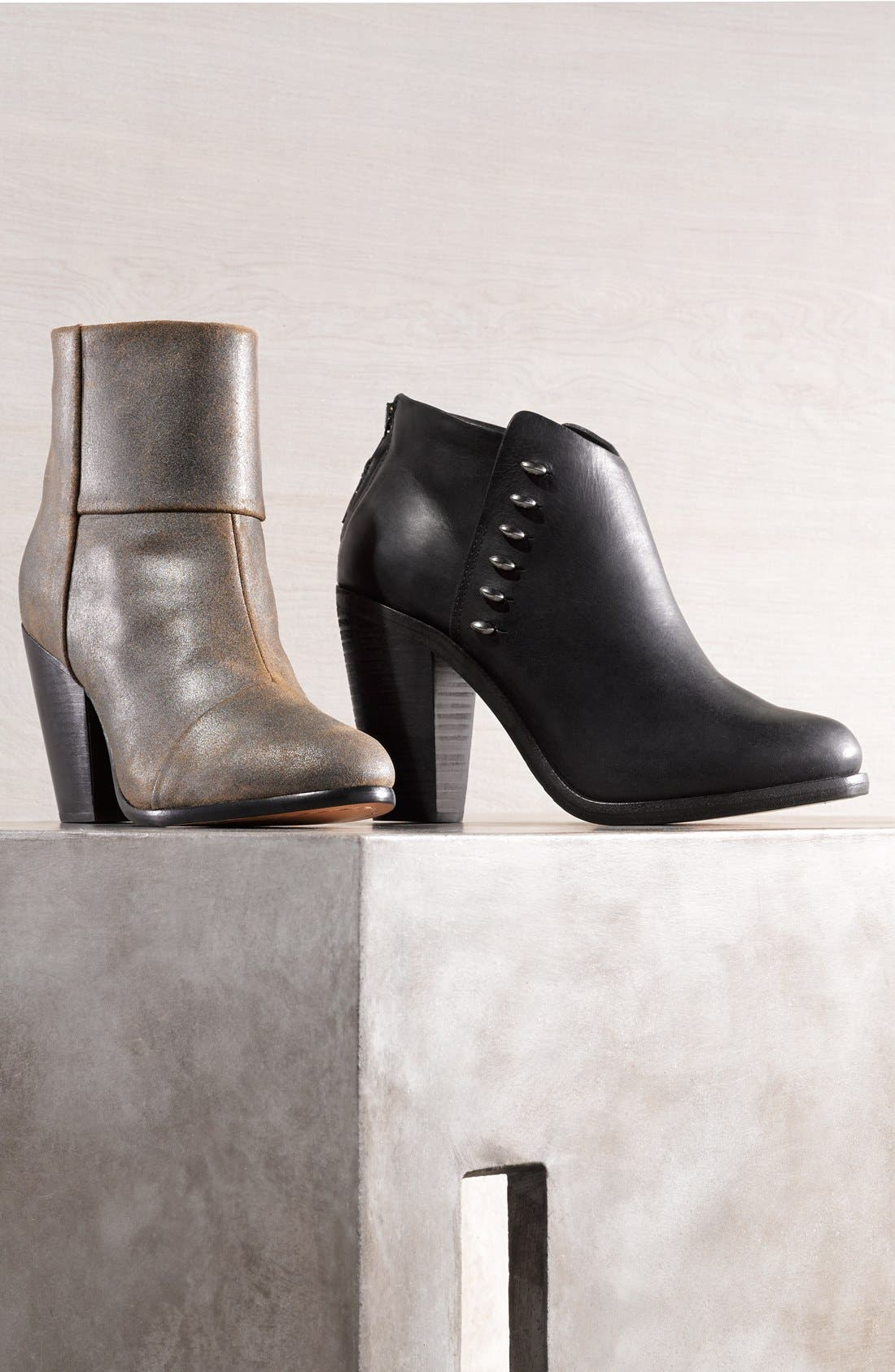 Alternate Image 5  - rag & bone 'Alwyn' Leather Ankle Boot (Women)