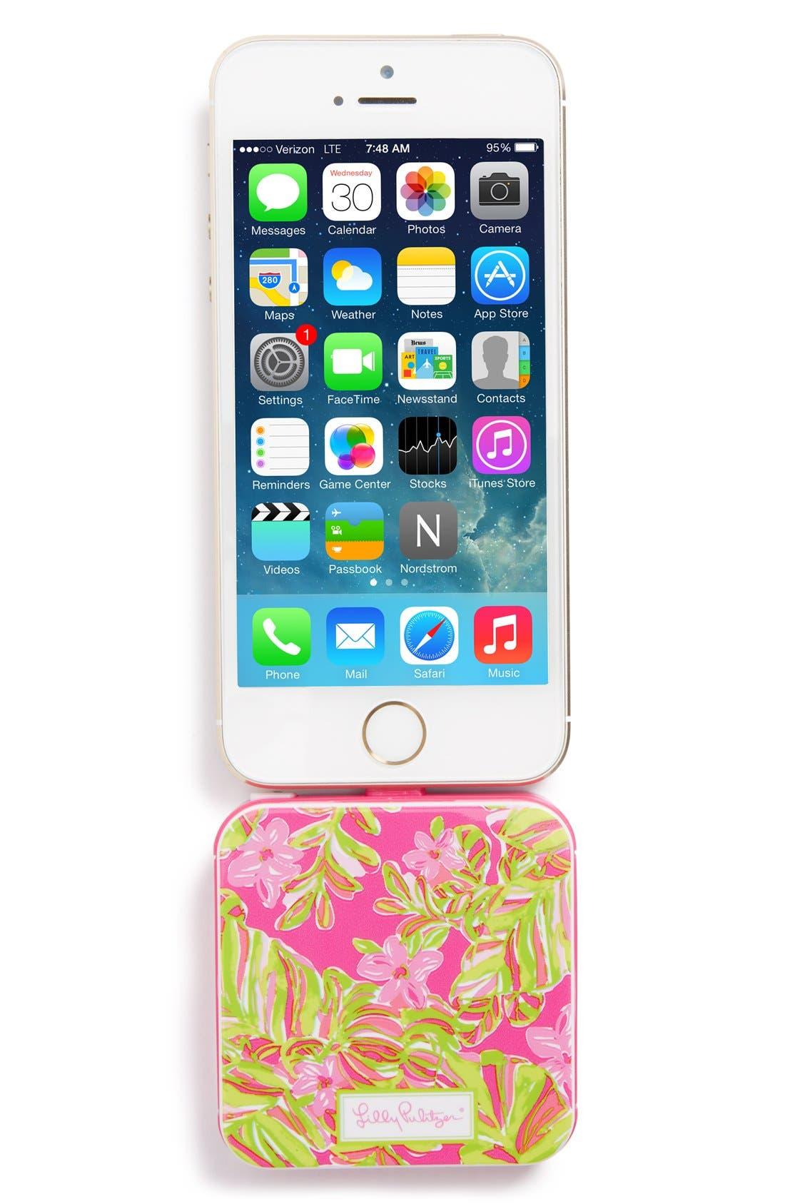 'Jungle Tumble' iPhone 5s, 5c & 5 Charger,                             Alternate thumbnail 2, color,                             Jungle Tumble