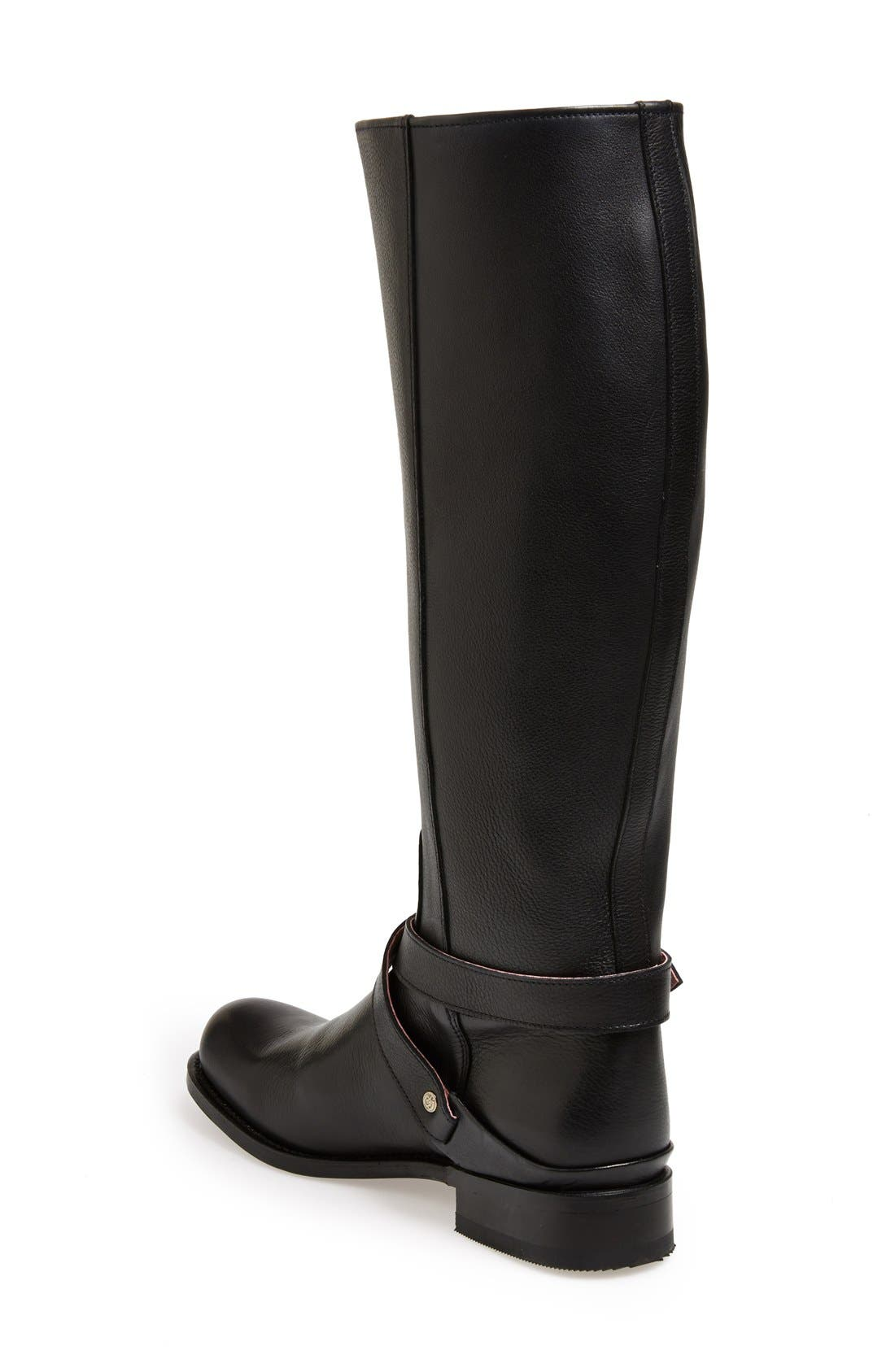 Alternate Image 2  - Sendra Leather Tall Boot (Women)