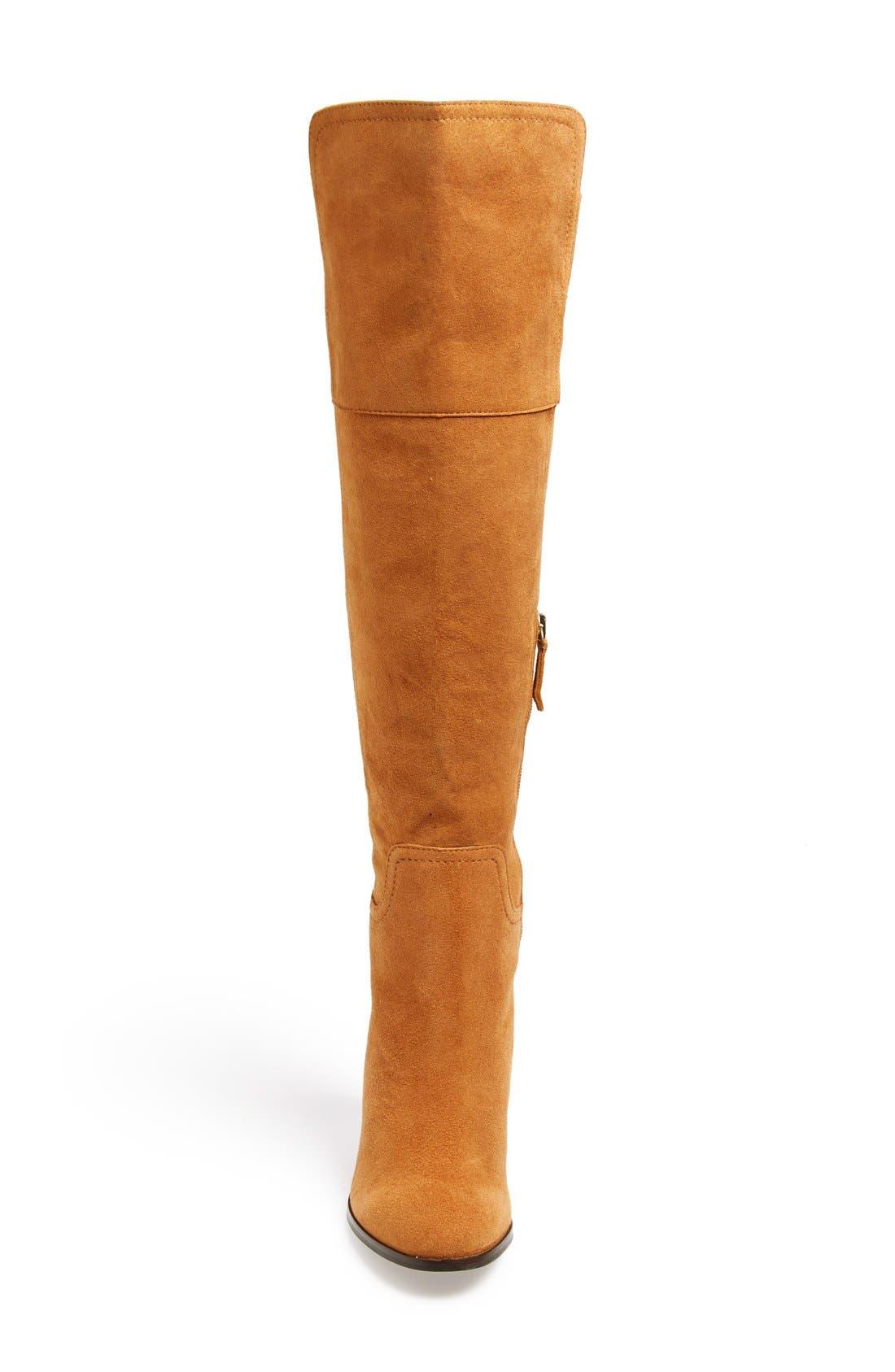Alternate Image 2  - Pour la Victoire 'Talia' Suede Tall Boot (Women)